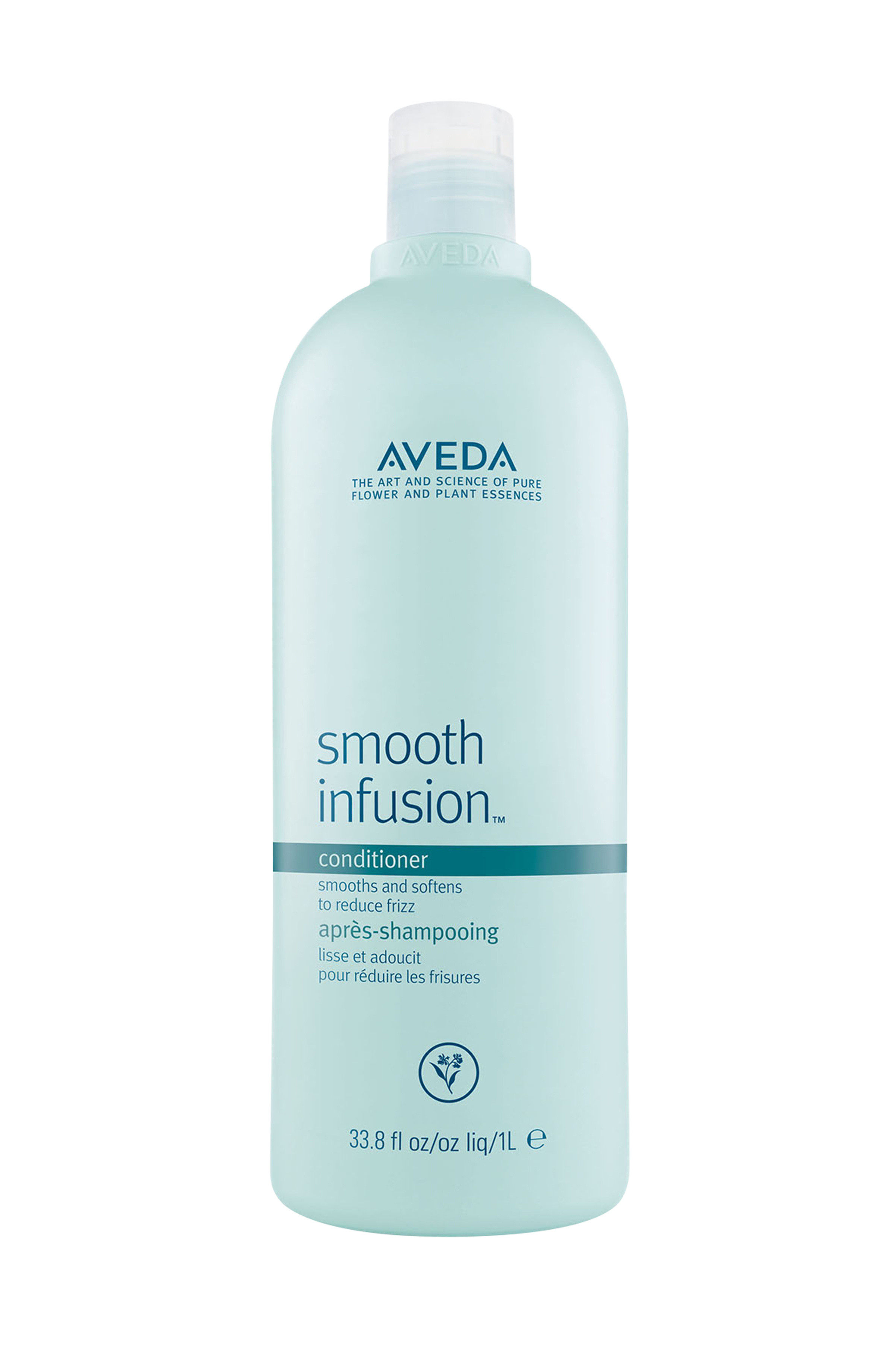 Aveda smooth infusion balsamo districante 1000 ml, Azzurro, large image number 0