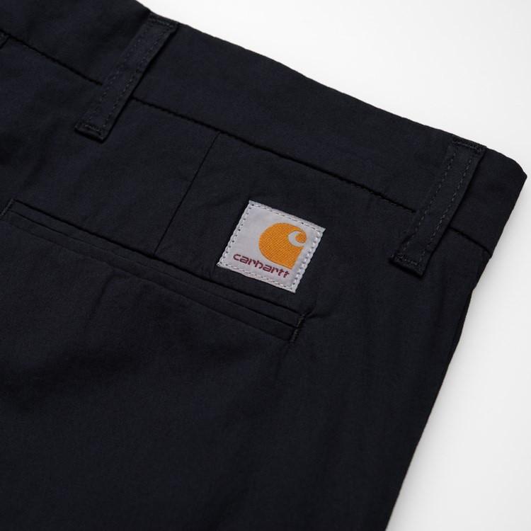 Pantaloni Sid, Nero, large image number 2