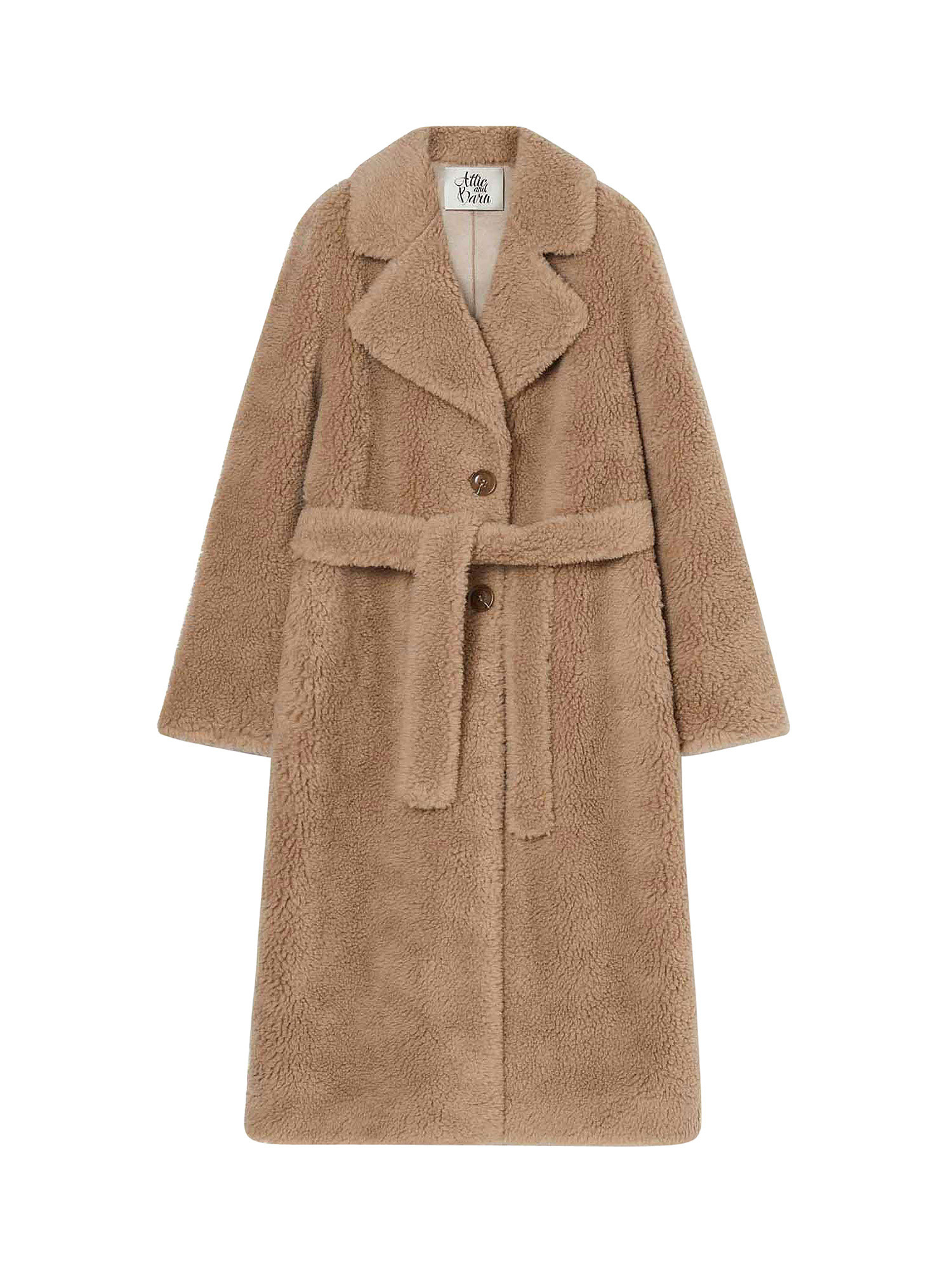 Cappotto reversibile, Beige, large image number 1