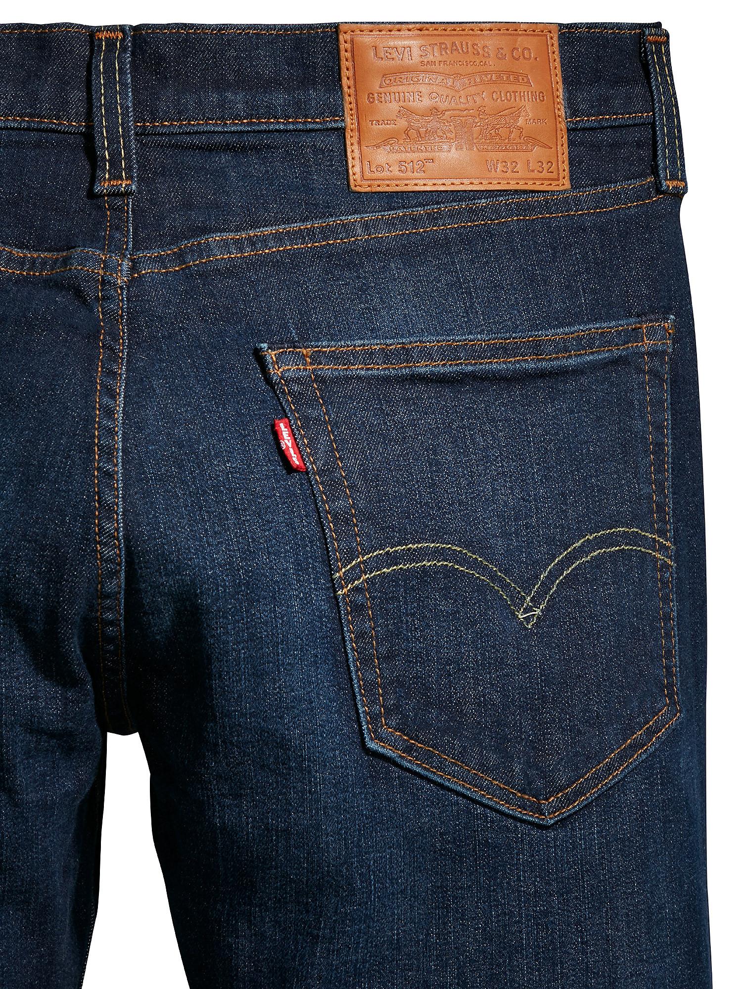 Jeans 5 tasche 512 Slim Taper, Denim, large image number 1