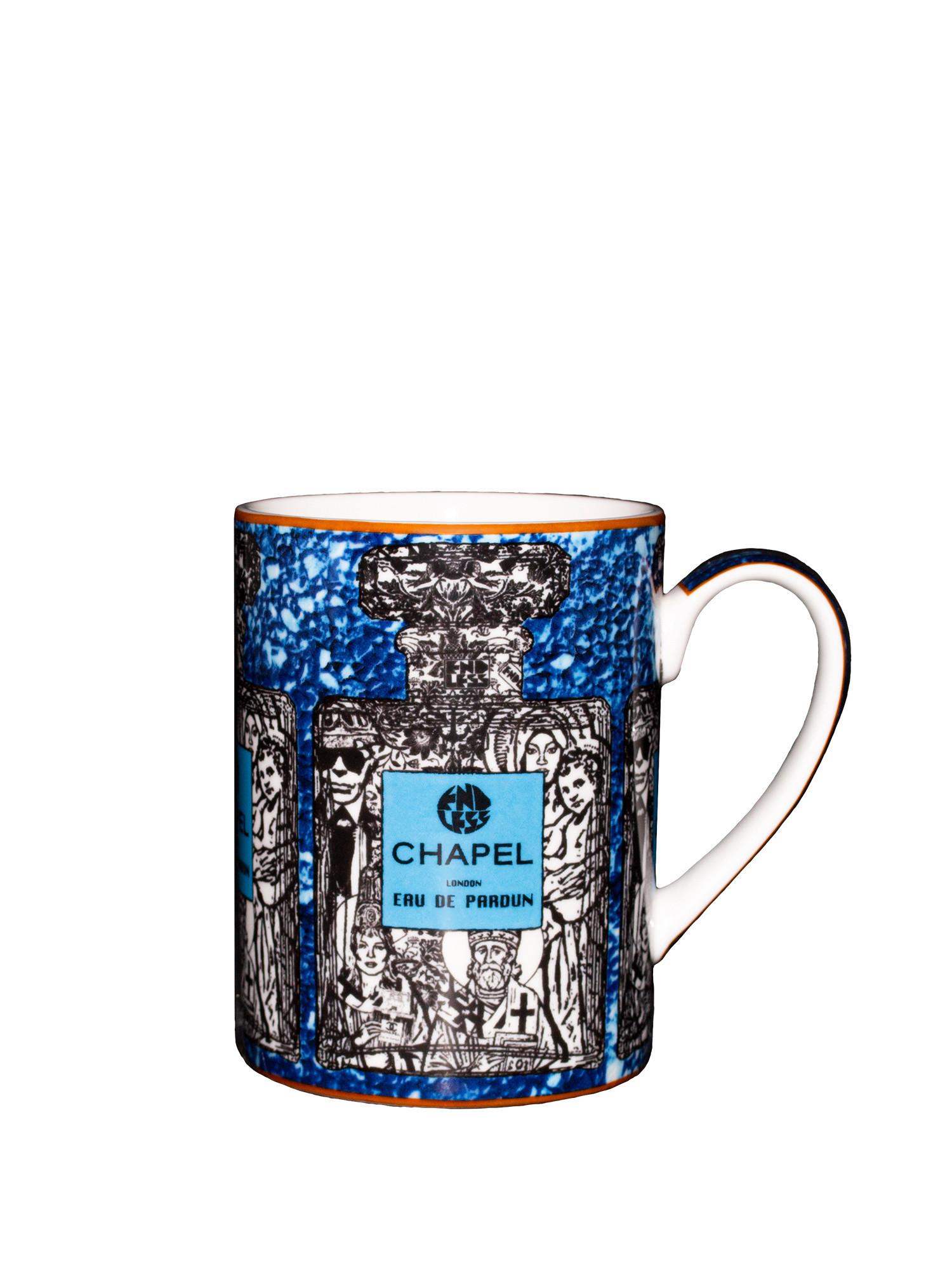 Mug Chapel Blu di Endless, Multicolor, large image number 0