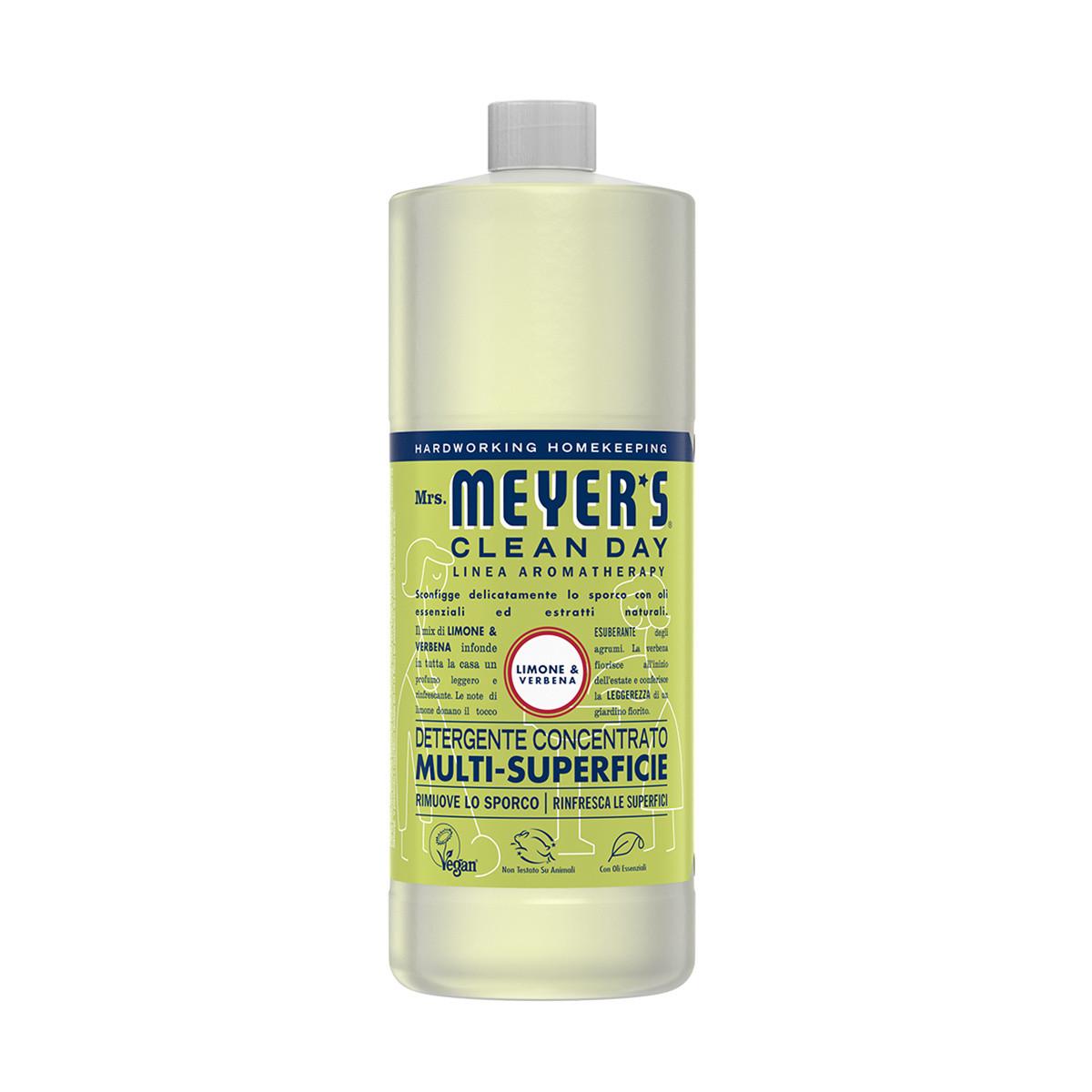 Detergente concentrato multi-supericie profumo di limone 946ml, Giallo scuro, large image number 0