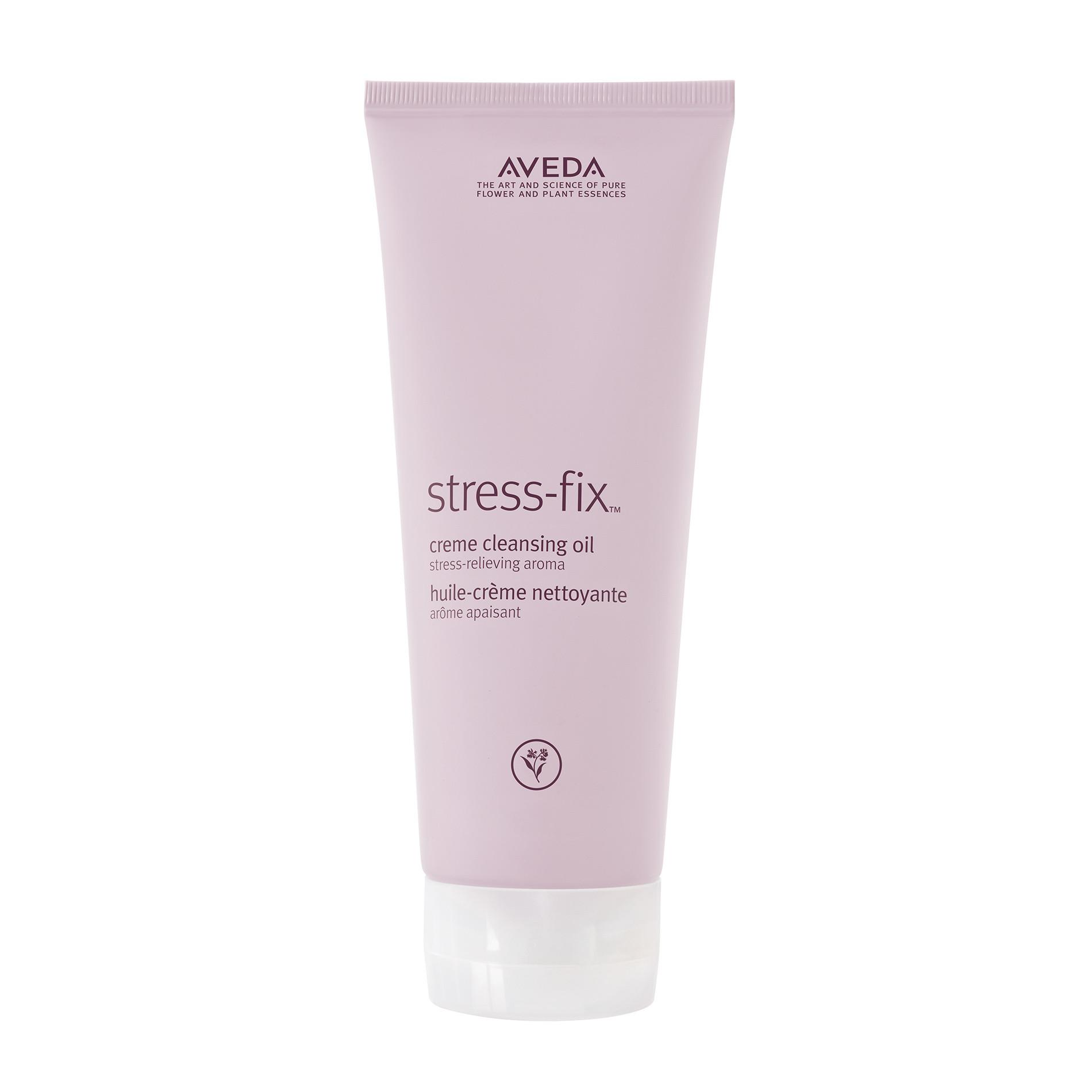 Aveda stress-fix olio detergente 200 ml, Viola, large image number 0