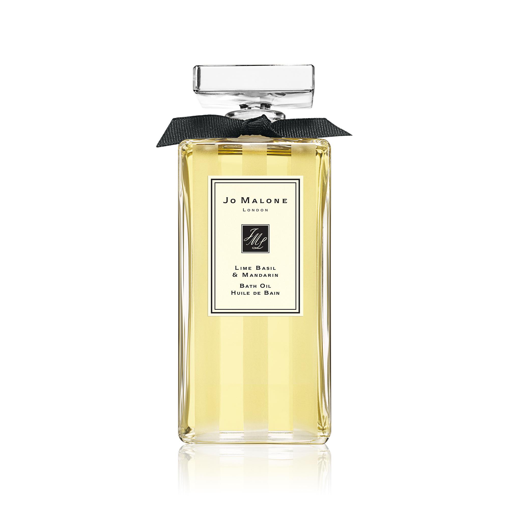 Jo Malone London lime basil & mandarin bath oil 200 ml, Beige, large image number 0