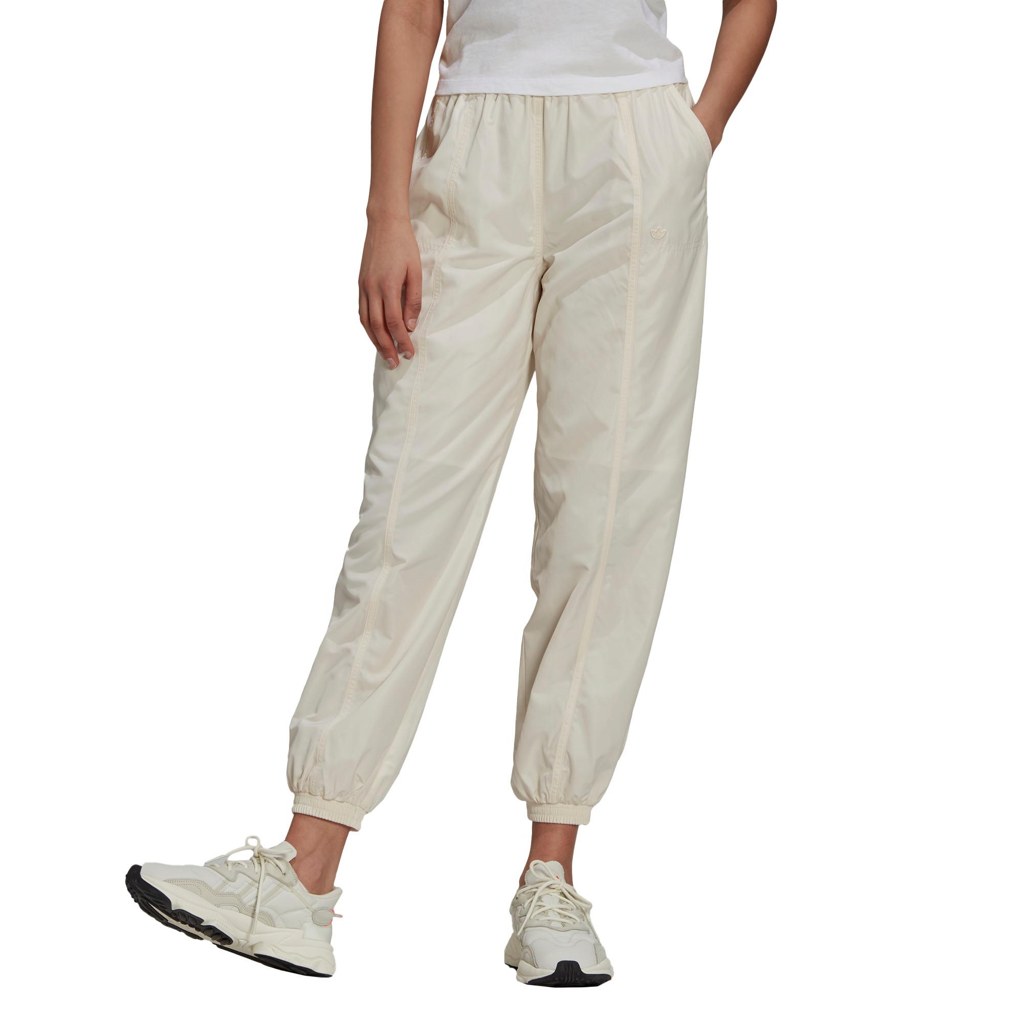 Track pants adicolor Nylon, Bianco, large image number 1