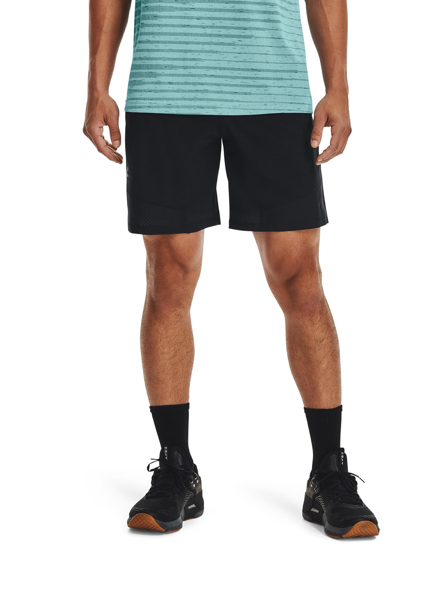 Shorts da uomo, Nero, large image number 2