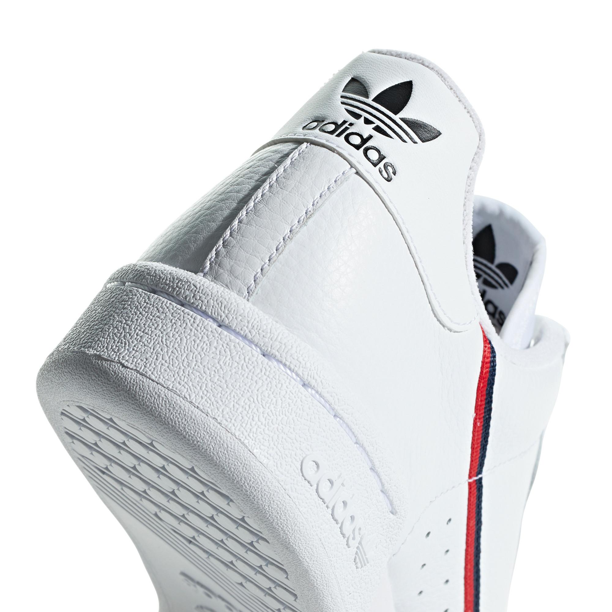 Scarpe uomo Continental 80, Bianco, large image number 1