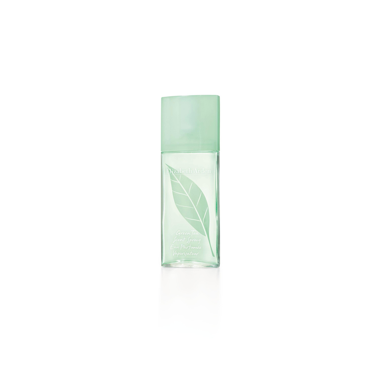 Green tea scent spray 100 ml, Verde, large image number 1