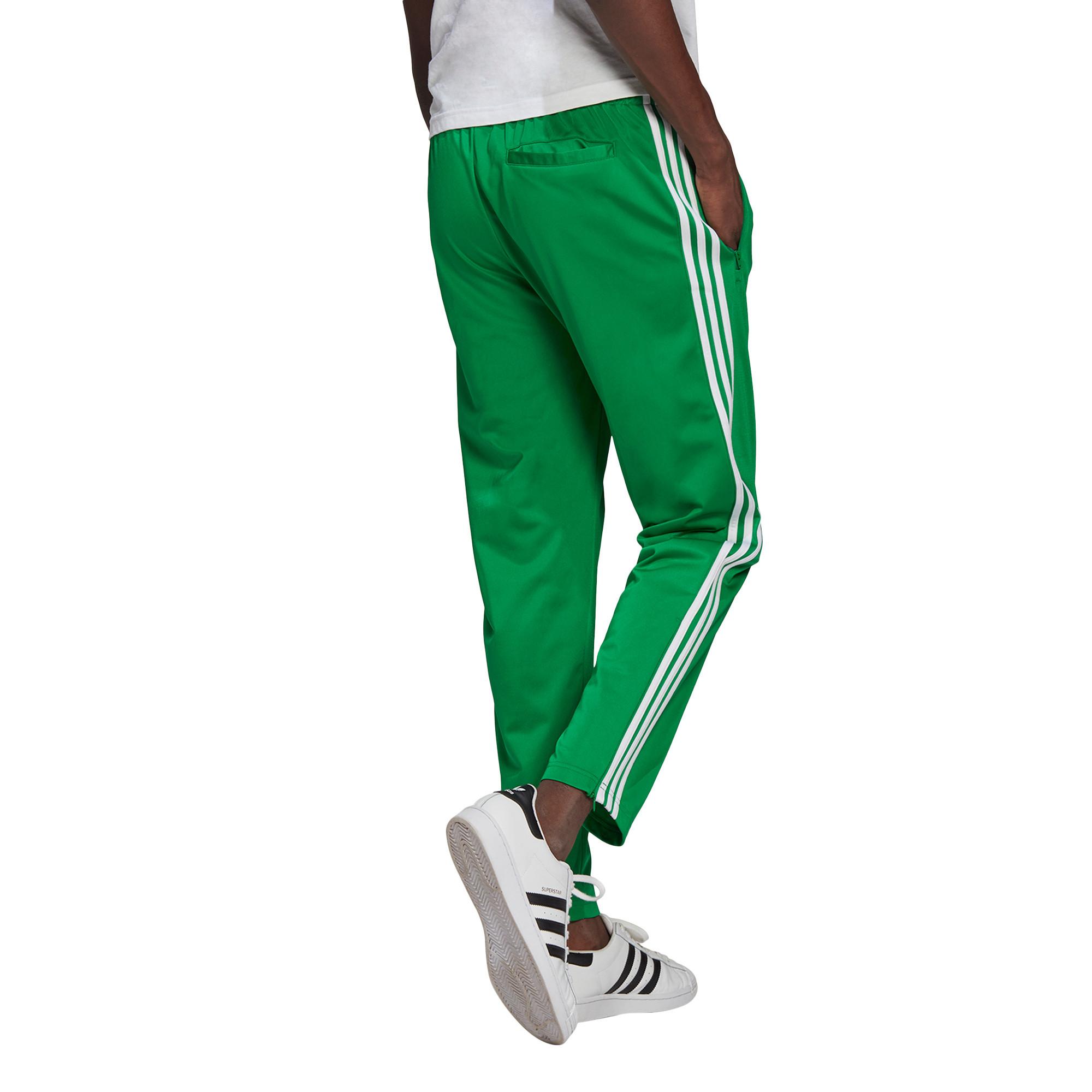 Pantaloni tuta adicolor classics, Verde, large image number 4