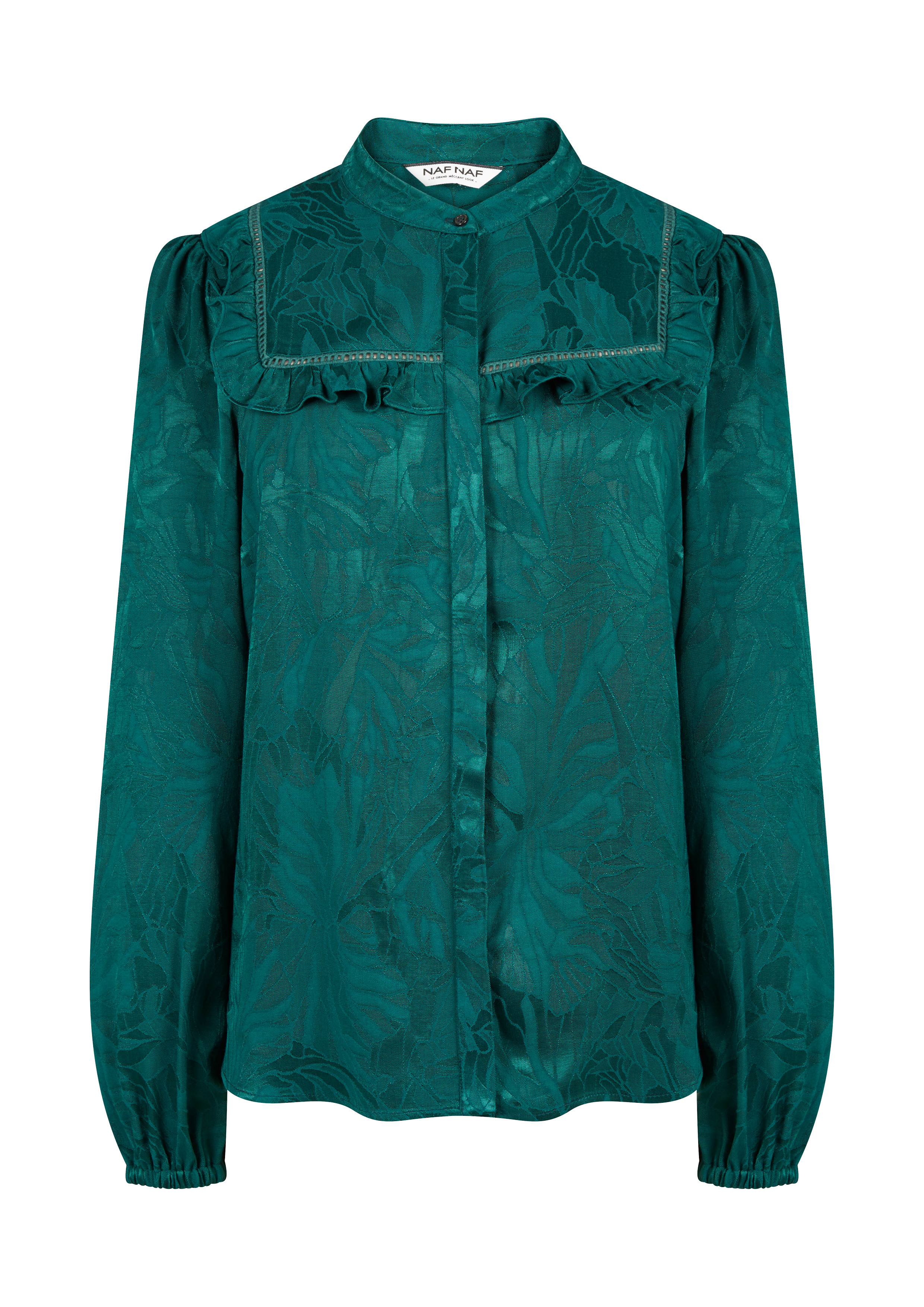 Camicia, Verde, large image number 0