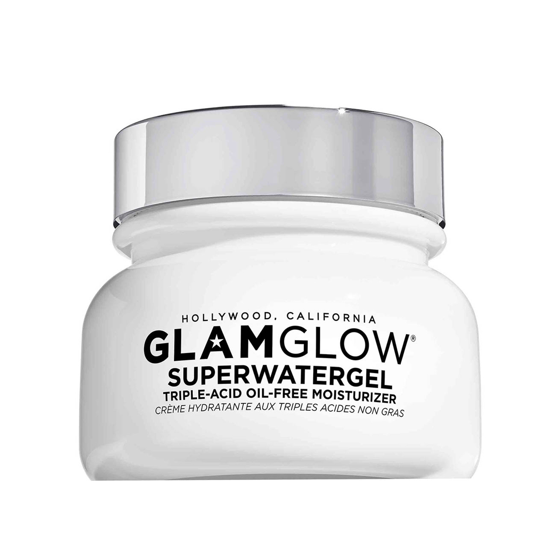 Glamglow superwatergel triple-acid oil-free moisturizer 50 ml, Bianco, large image number 0