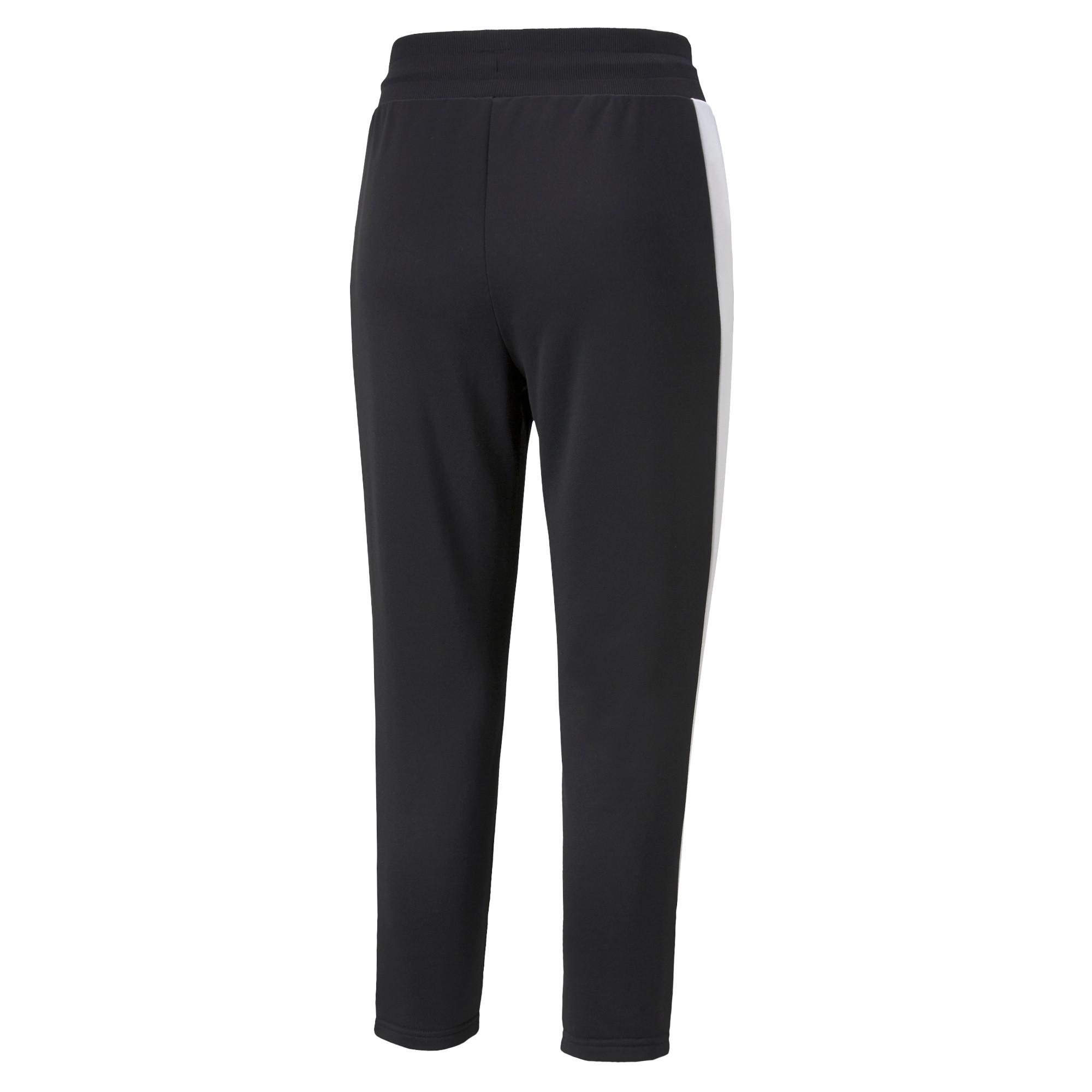 Pantaloni tuta donna Iconic T7, Nero, large image number 1