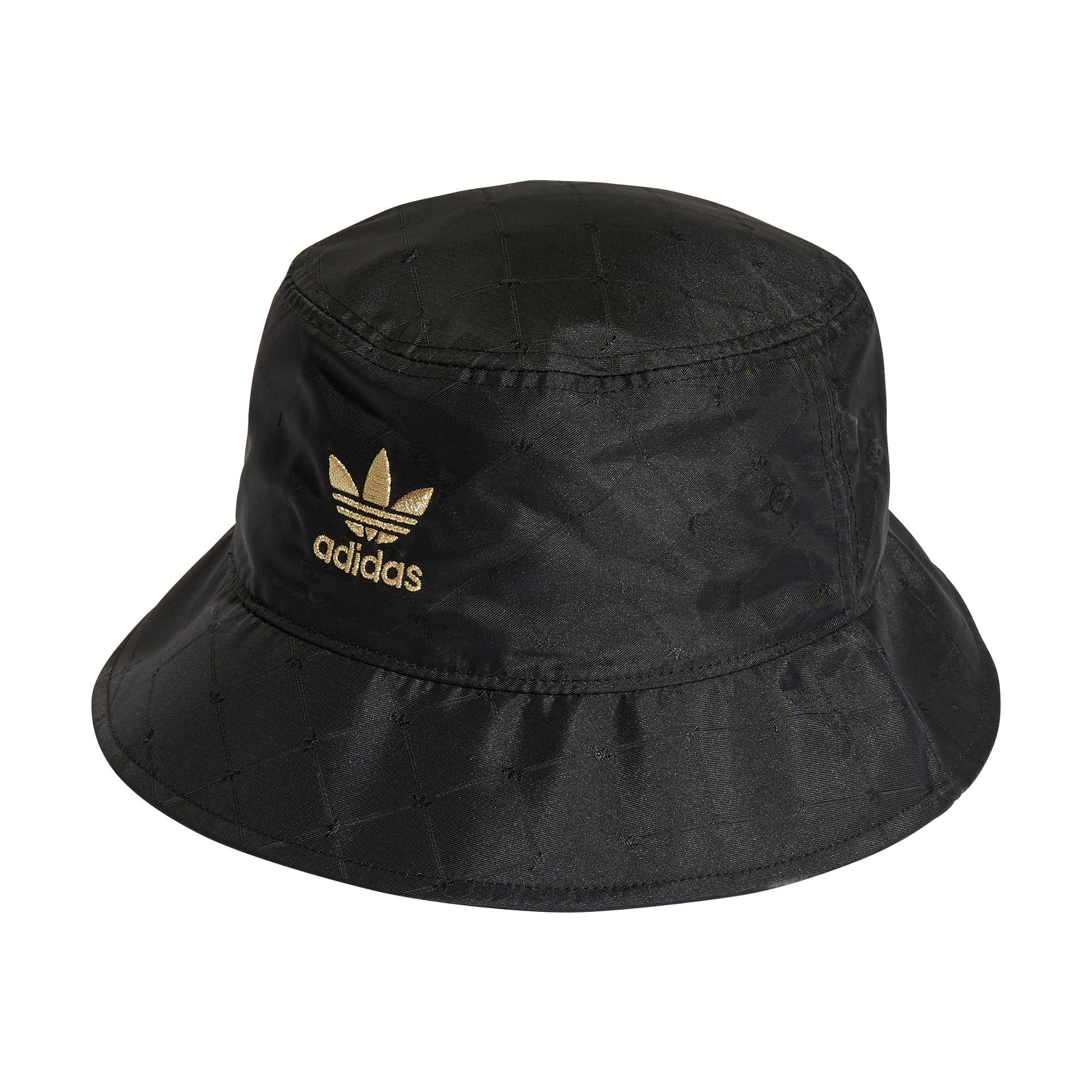 Cappello Adicolor Bucket, Nero, large image number 0