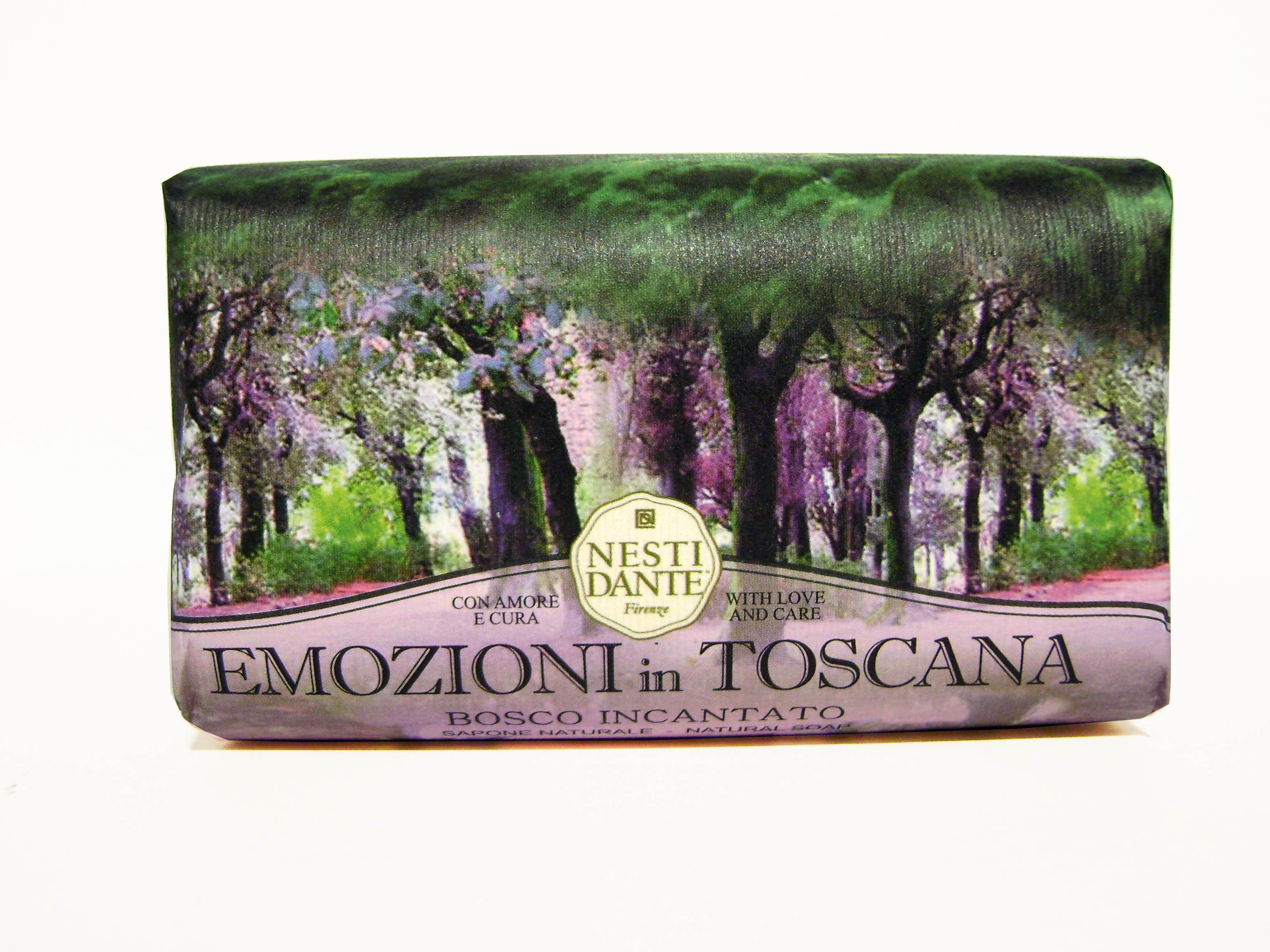 Emozioni In Toscana - Bosco Incantato, Viola, large image number 0
