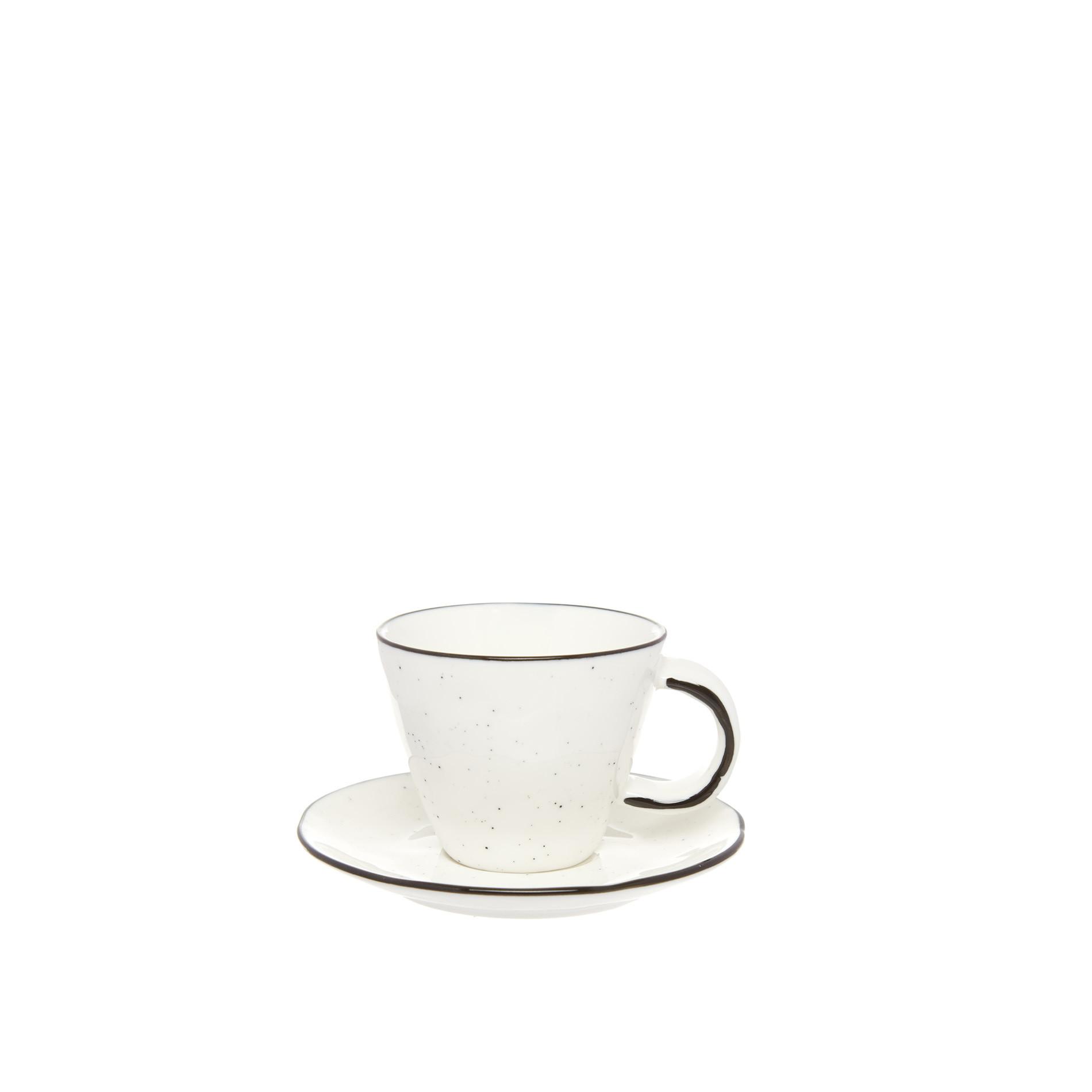 Tazza caffè Ginevra, Bianco, large image number 0