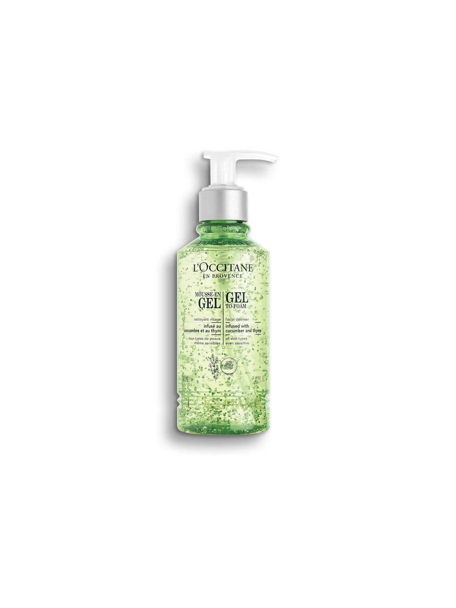 Detergente Gel-In-Mousse 200 ml, Trasparente, large image number 0