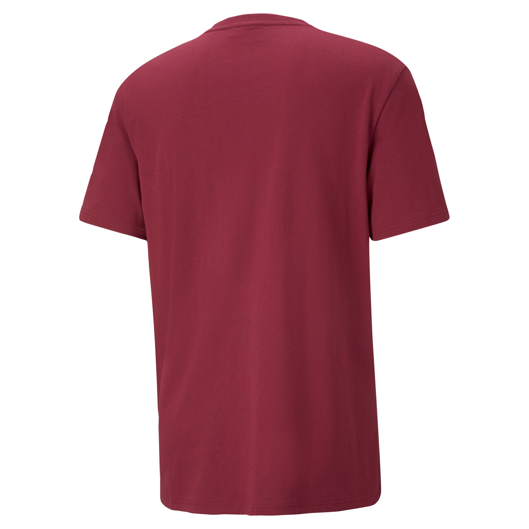 T-shirt uomo, Rosso scuro, large image number 1