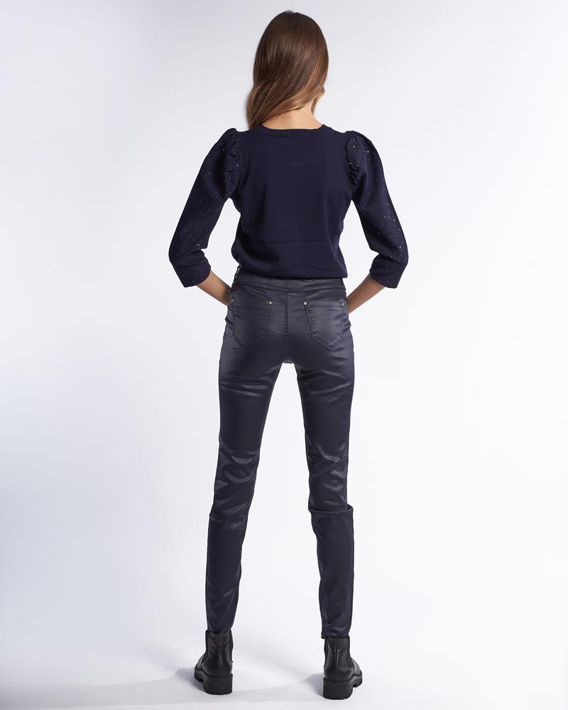 Pantaloni, Blu, large image number 5