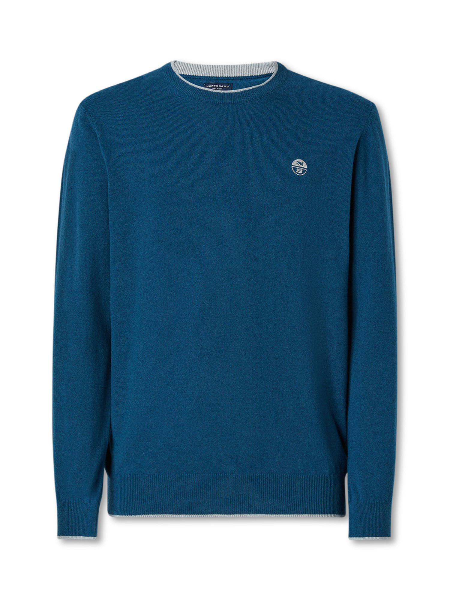 Maglia in eco cachemire, Blu, large image number 0