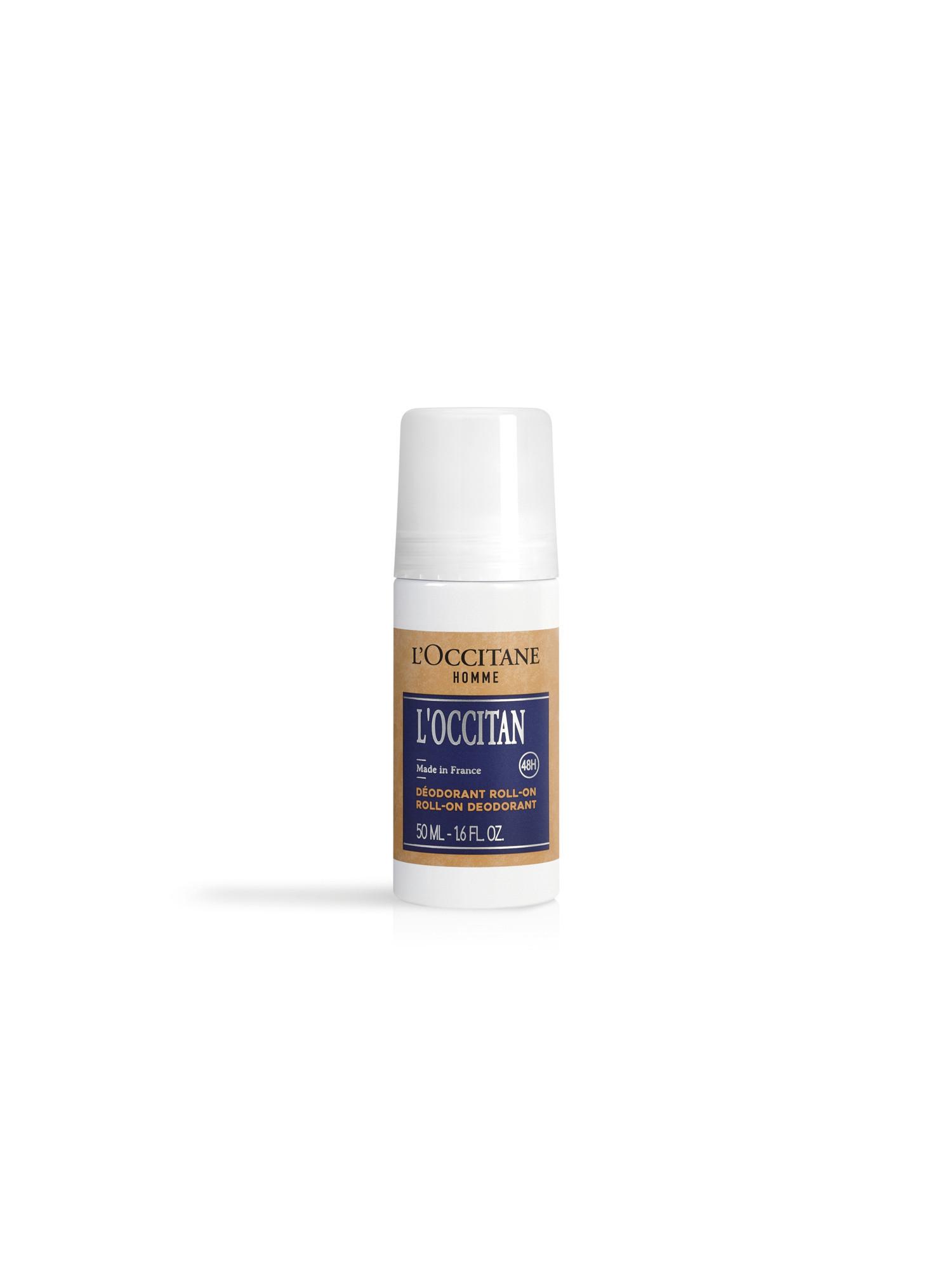 Deodorante Roll-On L'Occitan 50 ml, Trasparente, large image number 0