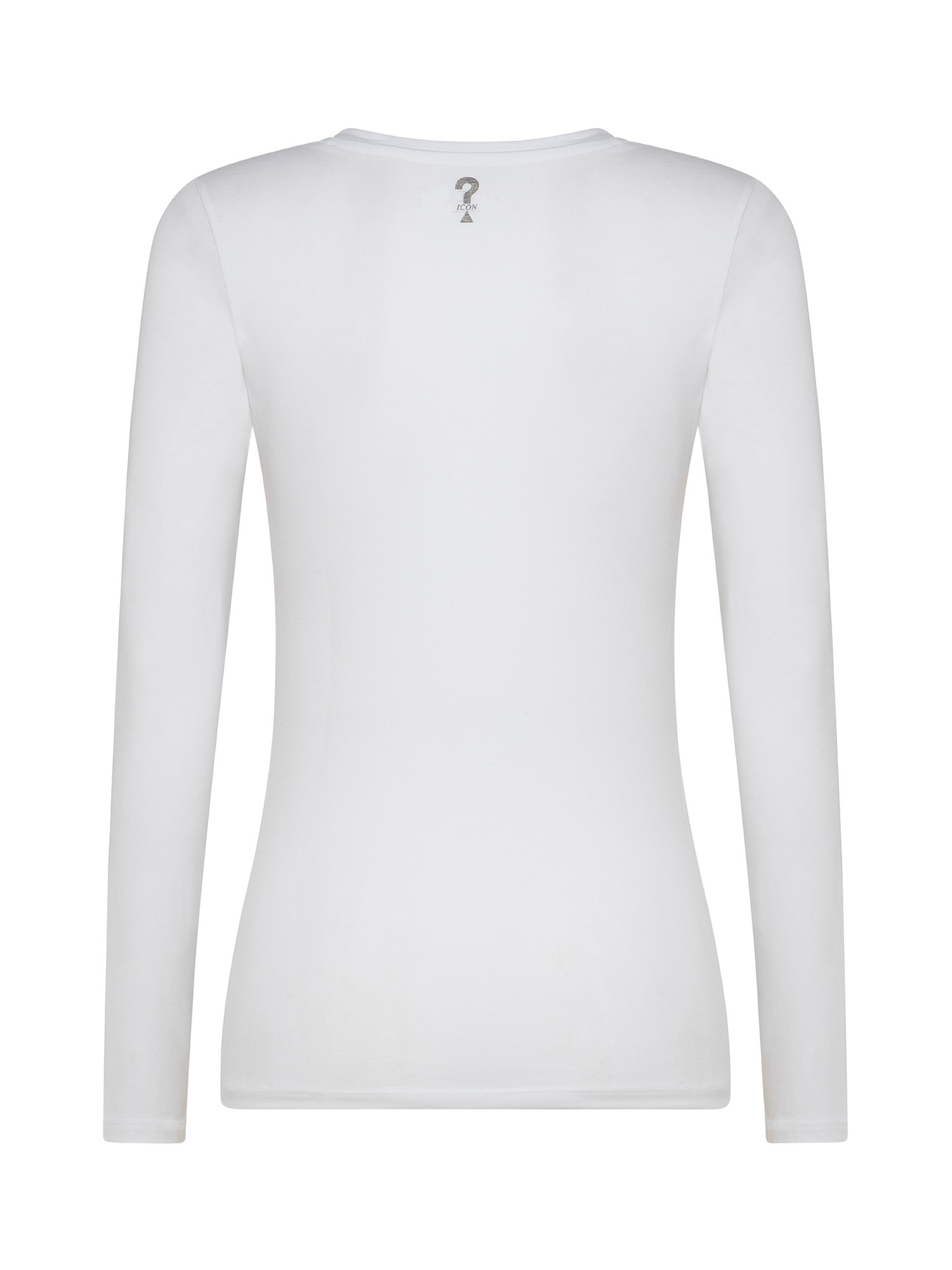 T-shirt, Bianco, large image number 1