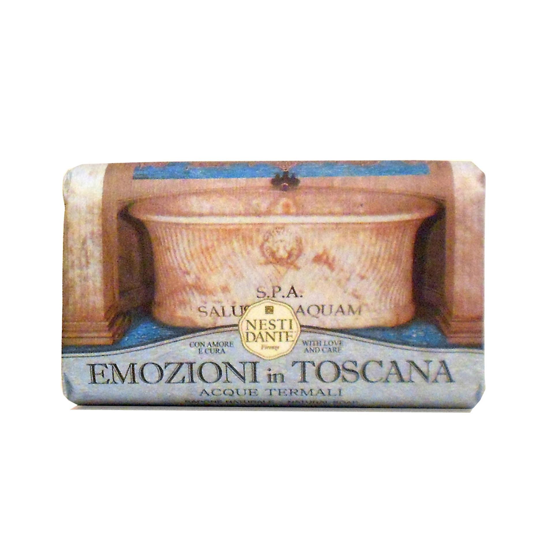 Emozioni In Toscana - Acque Termali, Azzurro, large image number 0