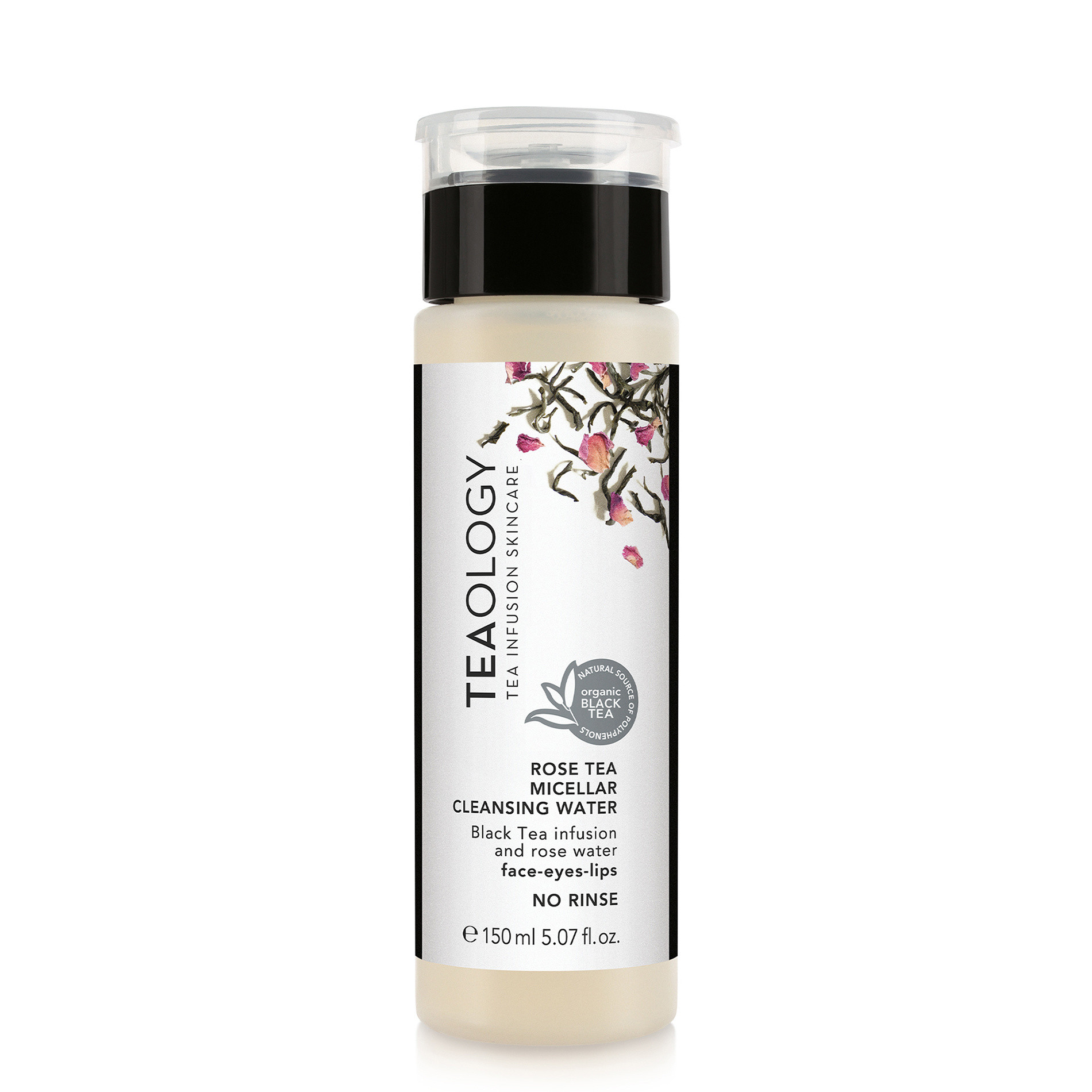 Rose Tea Acqua Micellare 150 ml, Bianco, large image number 0