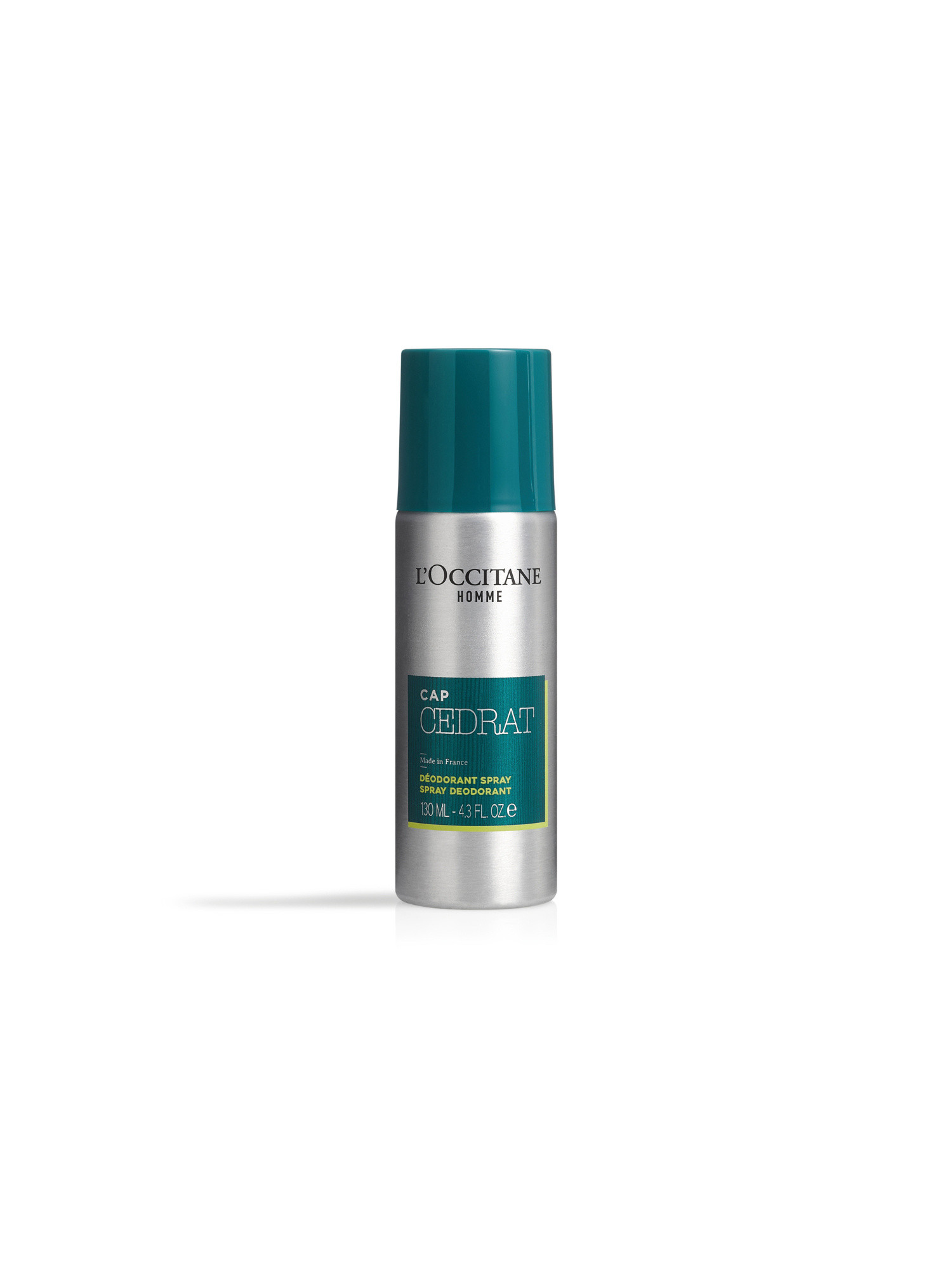 Deodorante Spray Cap Cedrat 130 ml, Trasparente, large image number 0