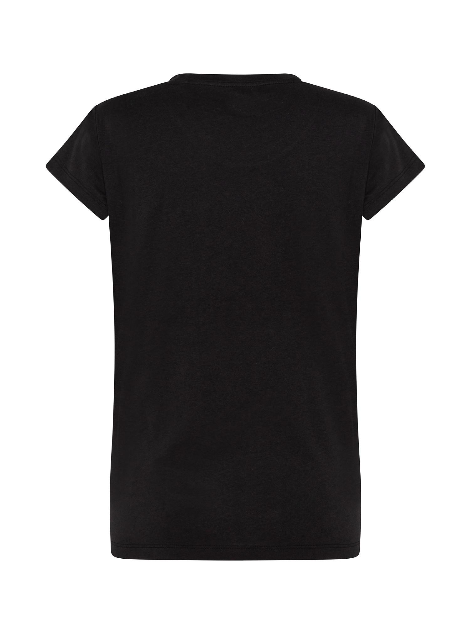 T-shirt donna Corinne, Nero, large image number 1