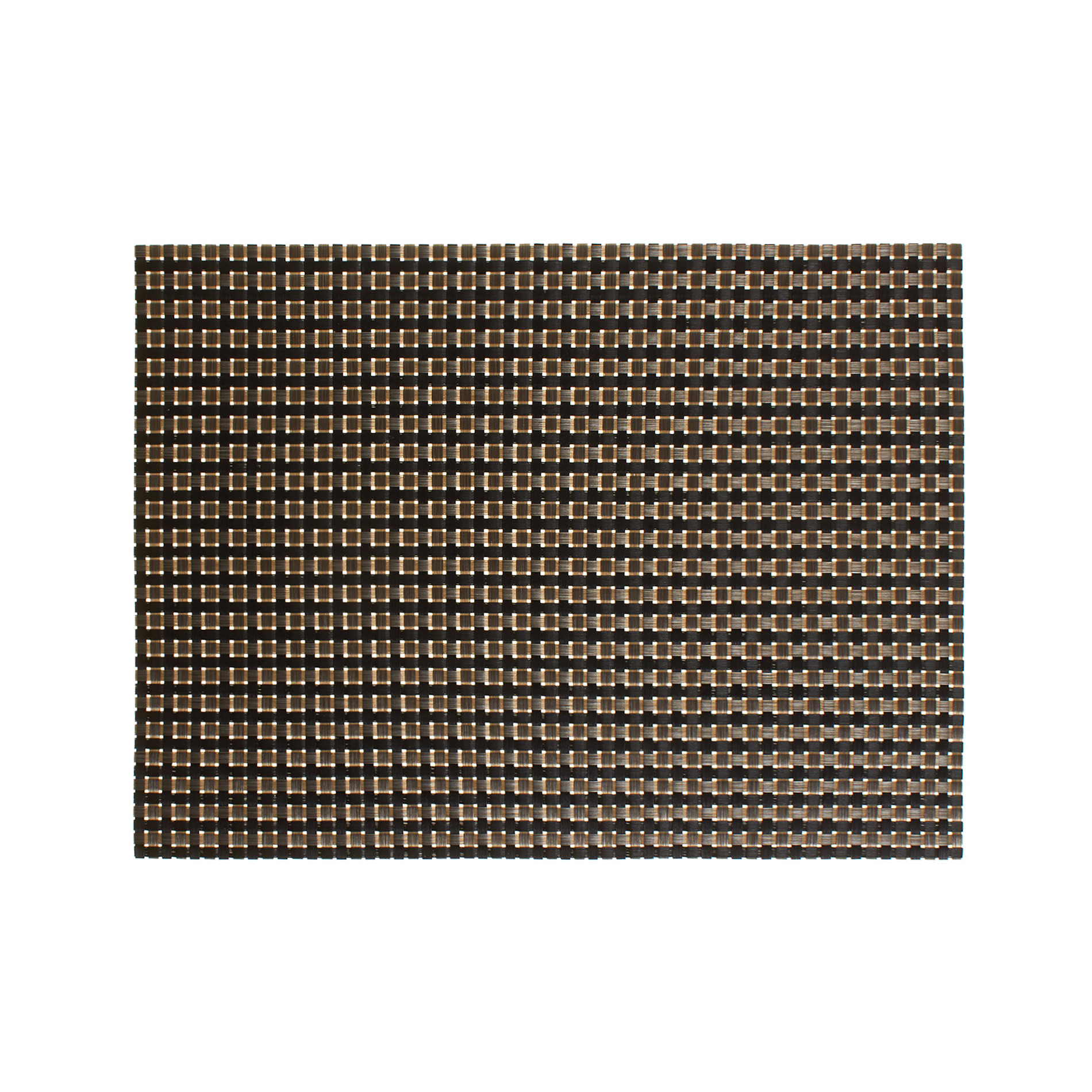 Tovaglietta PVC  effetto mosaico, Nero/Marrone, large image number 0