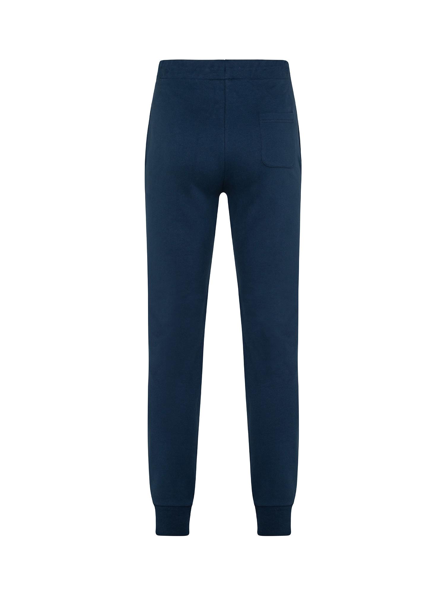 Pantalone da uomo regular fit, Blu, large image number 1