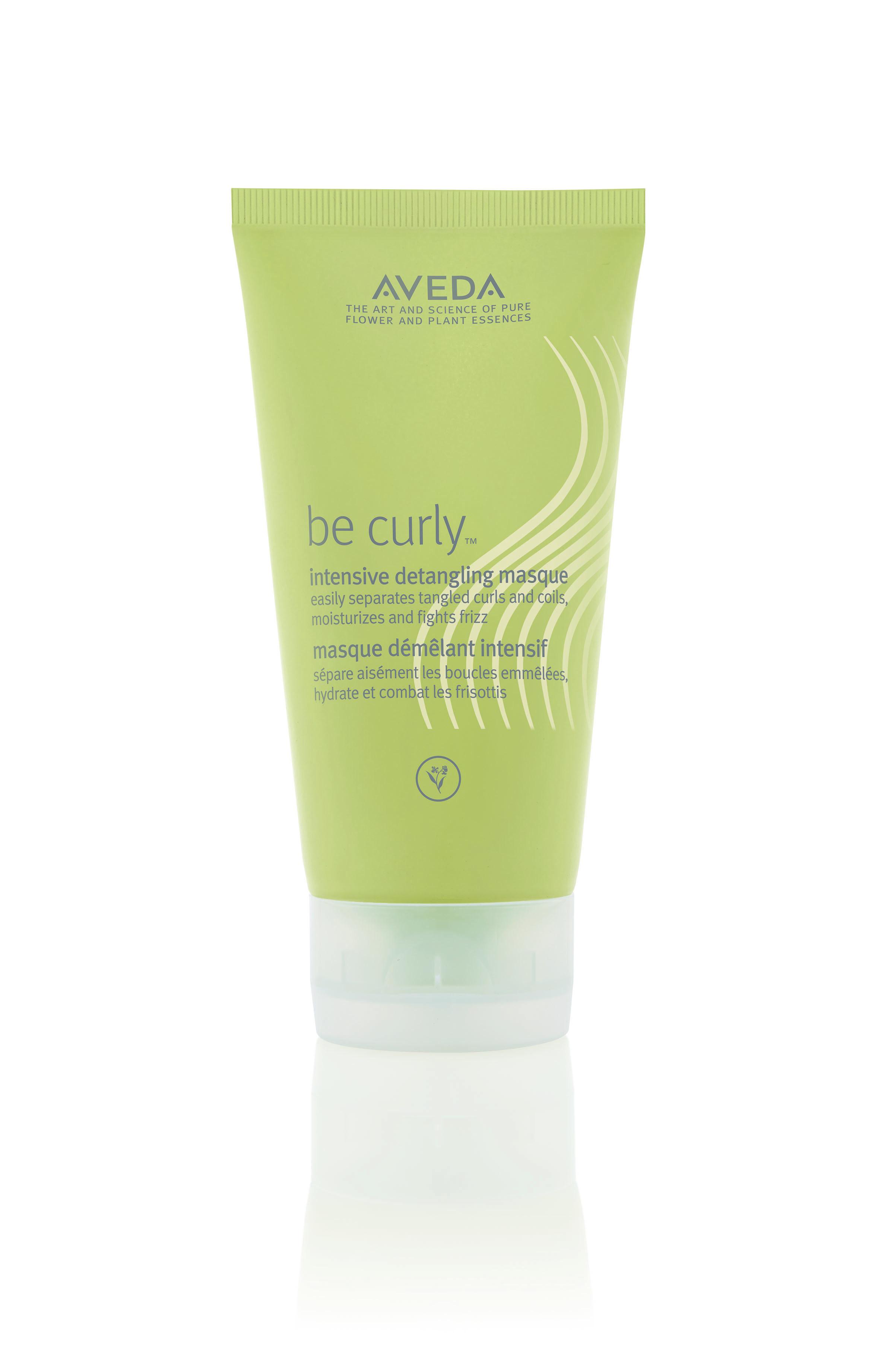 Aveda be curly maschera capelli ricci 150 ml, Verde, large image number 0