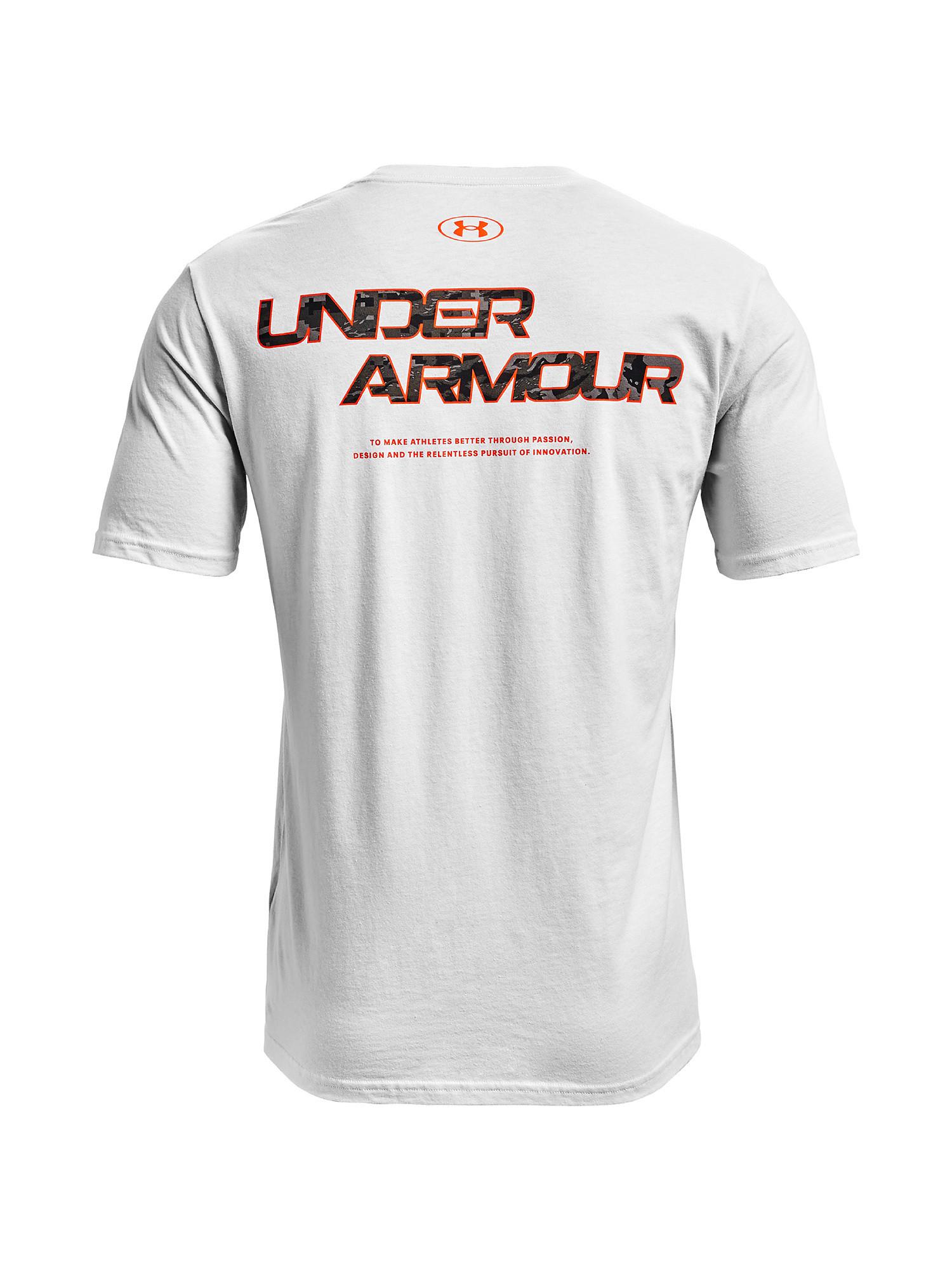 T-shirt sportiva uomo , Grigio, large image number 1