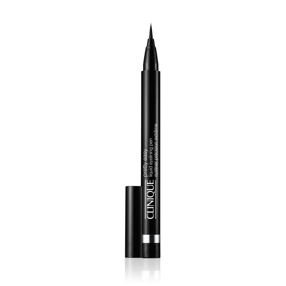 Clinique pretty easy liquid eyelining pen - 01 black, 01 BLACK, large image number 0