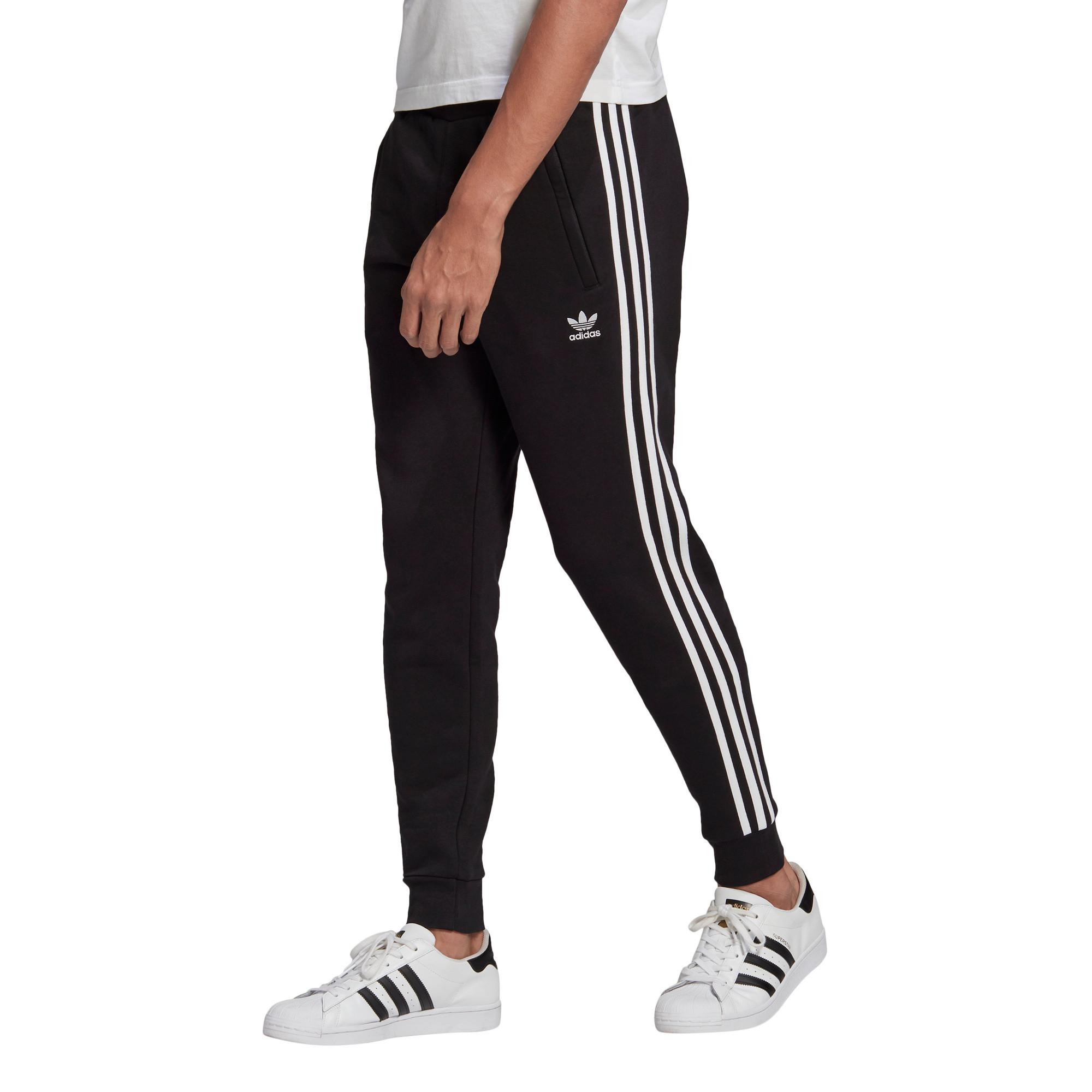 Pantaloni uomo adicolor Classics 3-Stripes, Nero, large image number 3