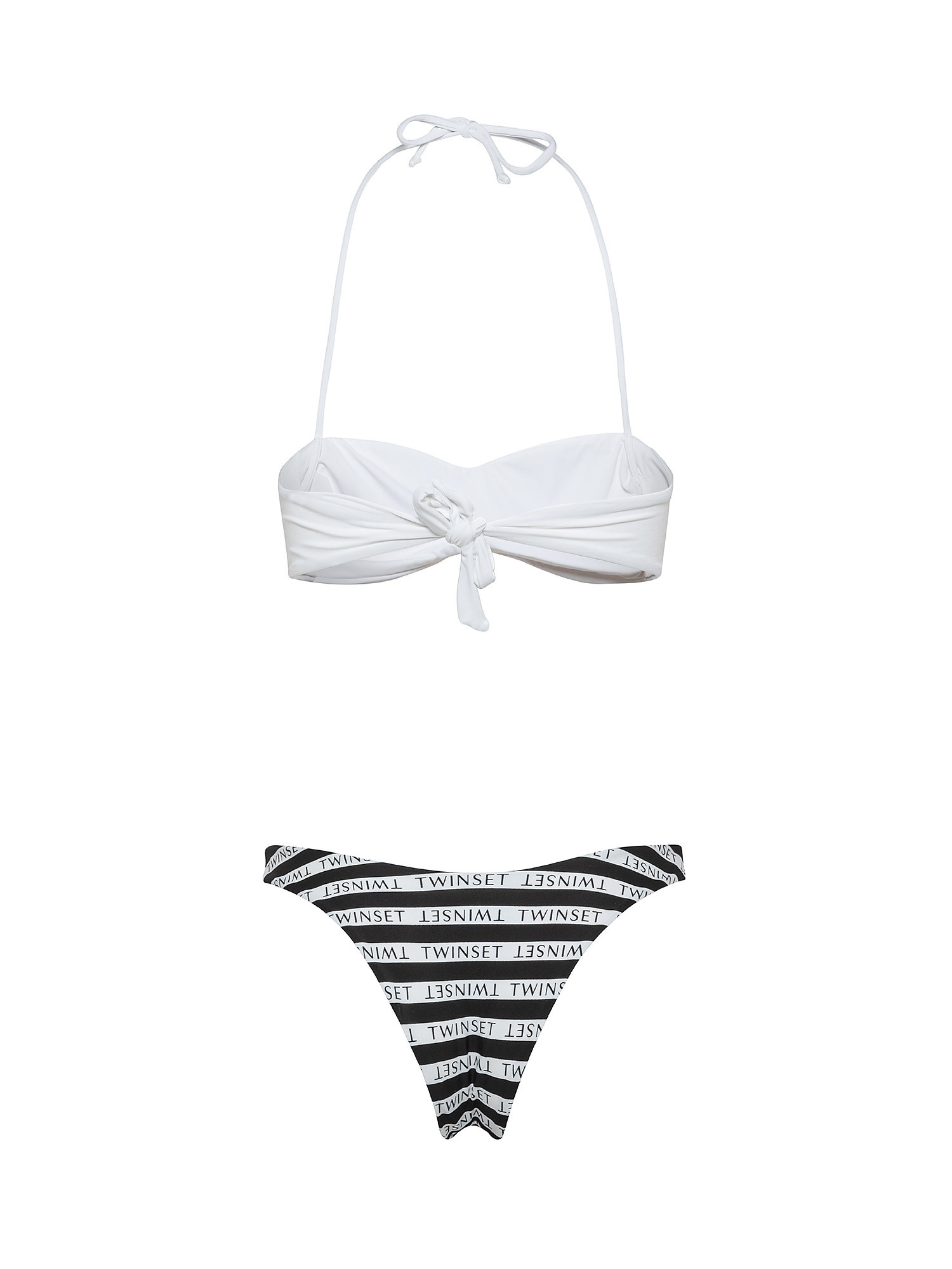 Bikini, Bianco/Nero, large image number 1