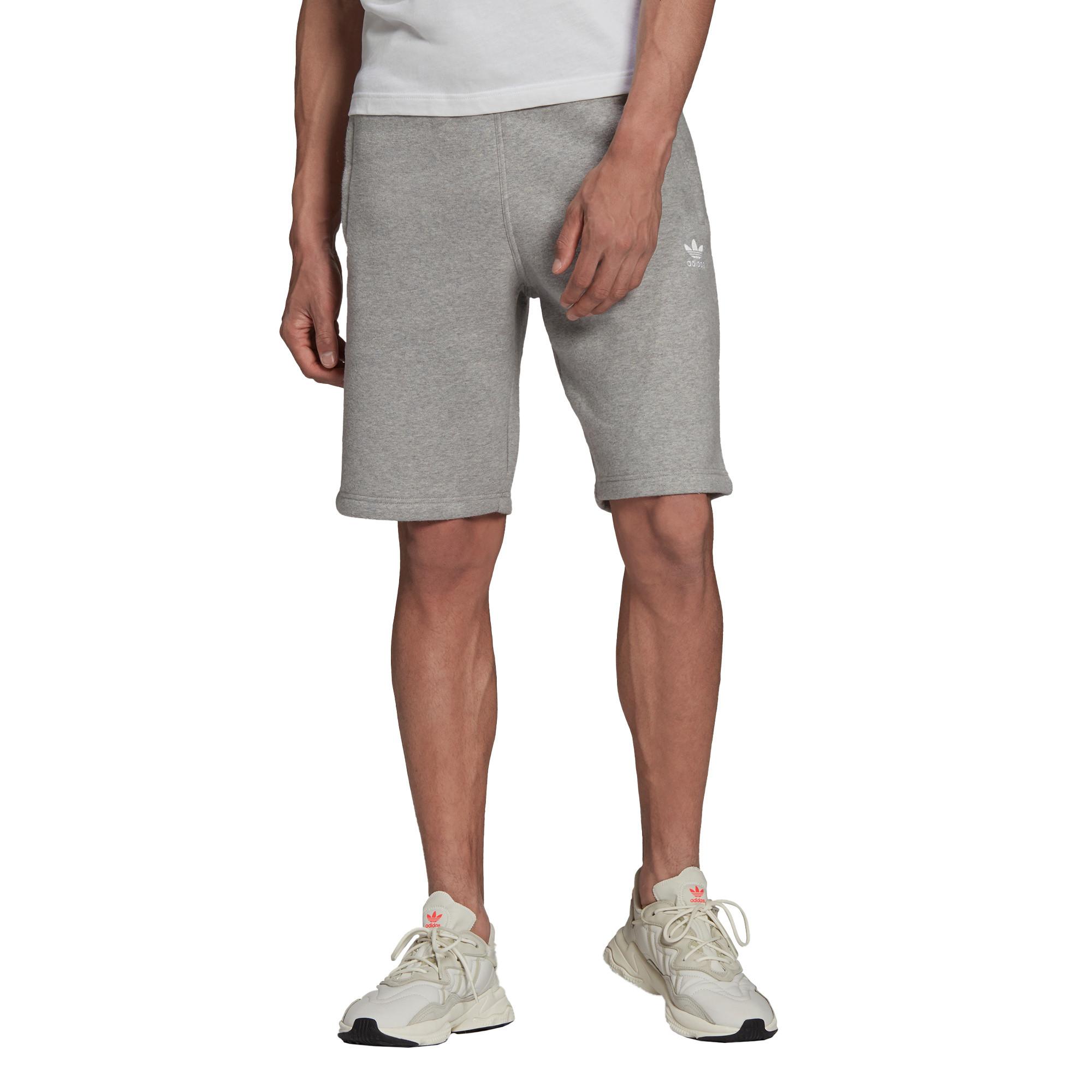 Shorts adicolor Essentials Trefoil, Grigio, large image number 2