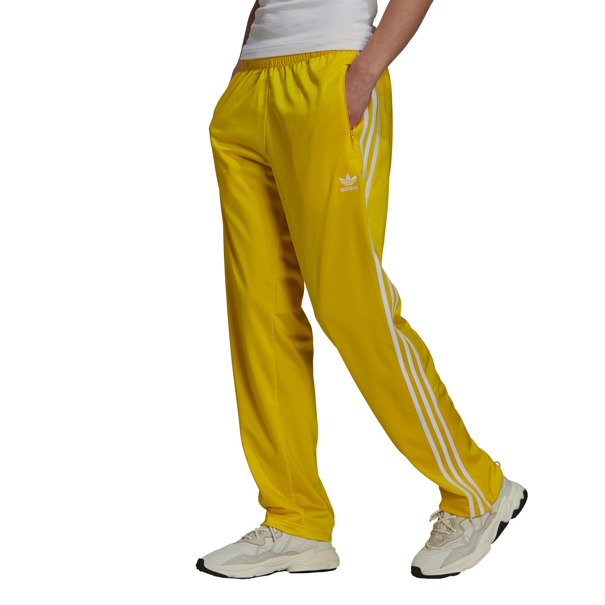 Pantaloni tuta uomo adicolor Classics Firebird Primeblue, Giallo, large image number 0