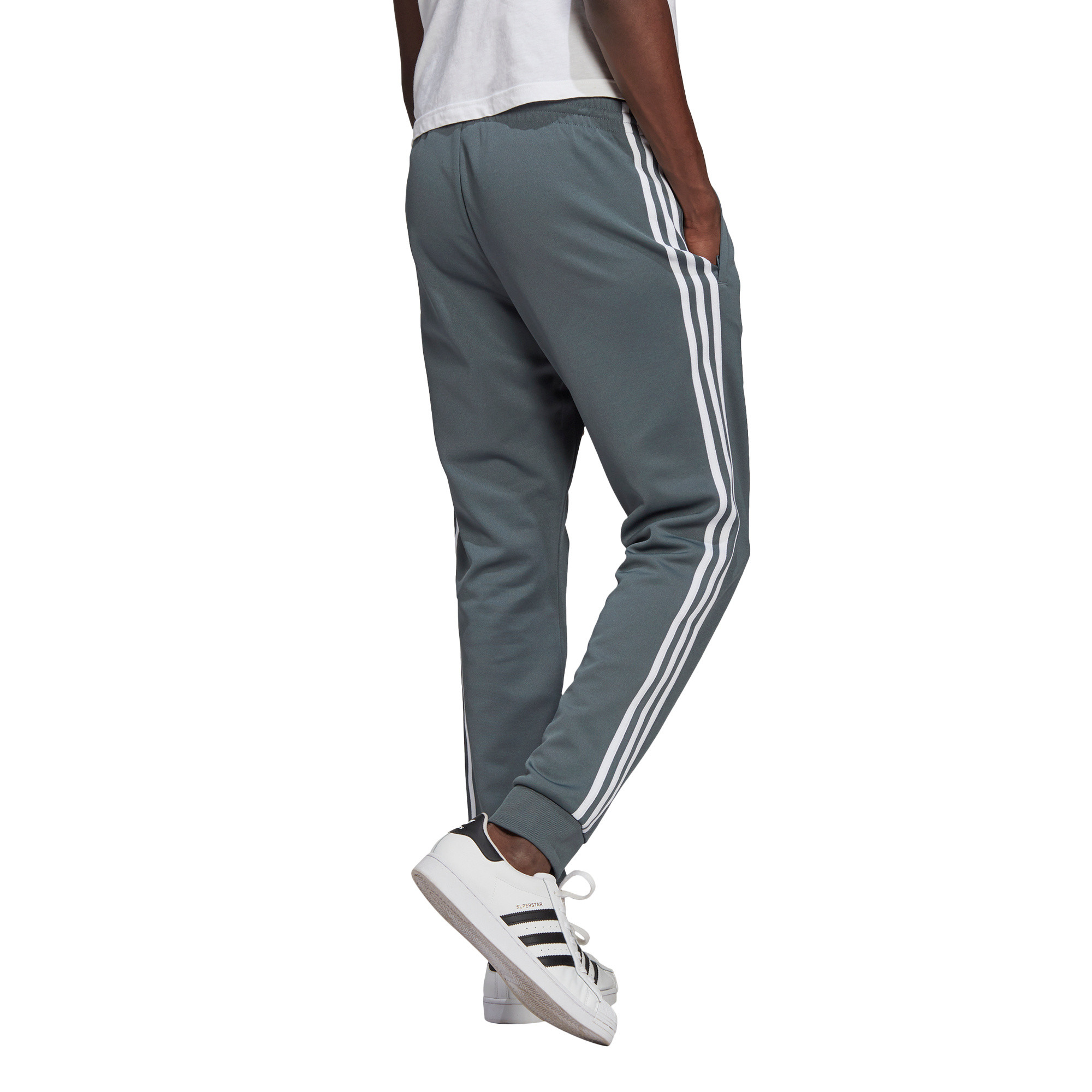 Pantaloni tuta Adicolor Classics Primeblue SST, Blu, large image number 1