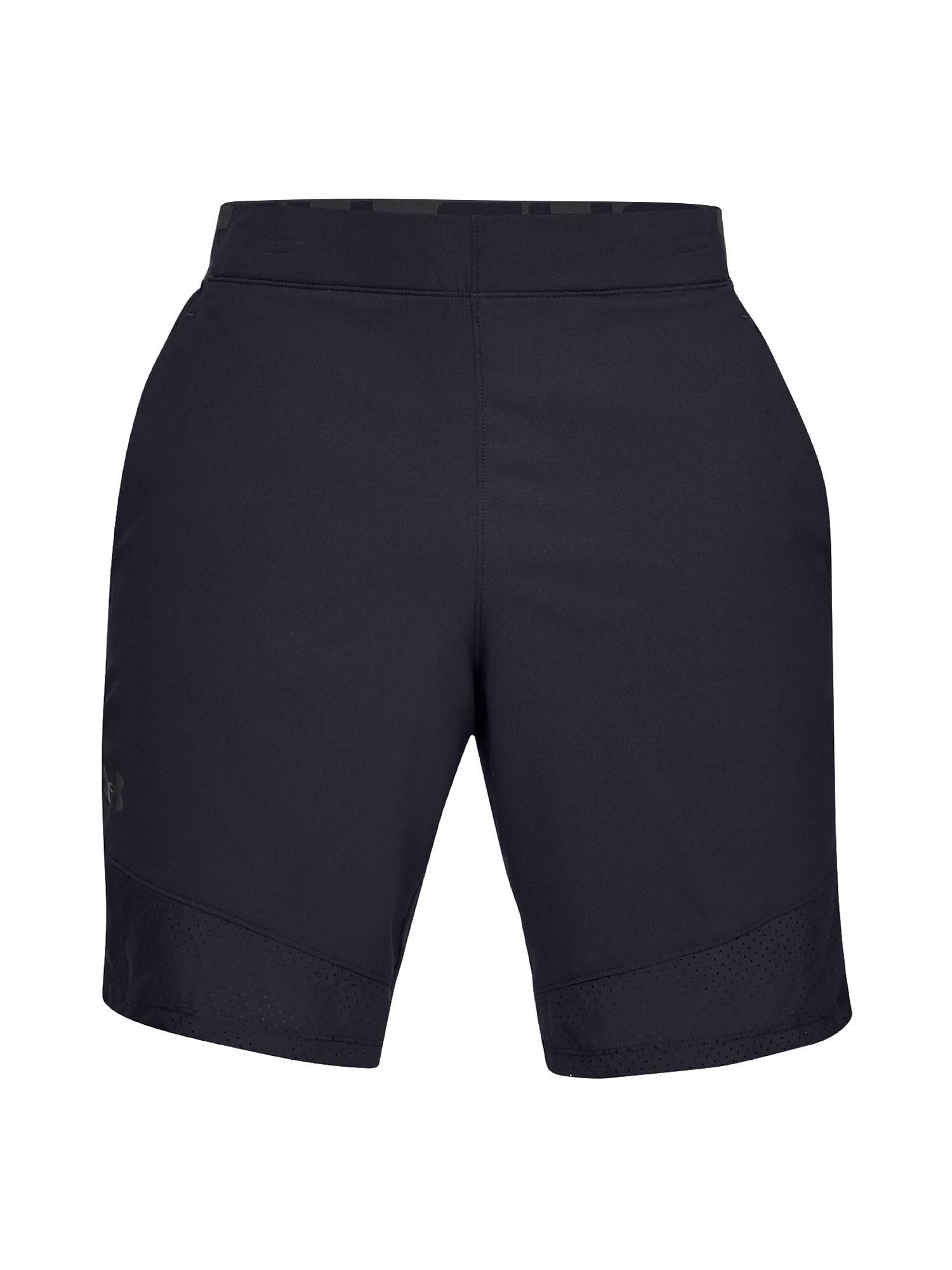 Shorts da uomo, Nero, large image number 1