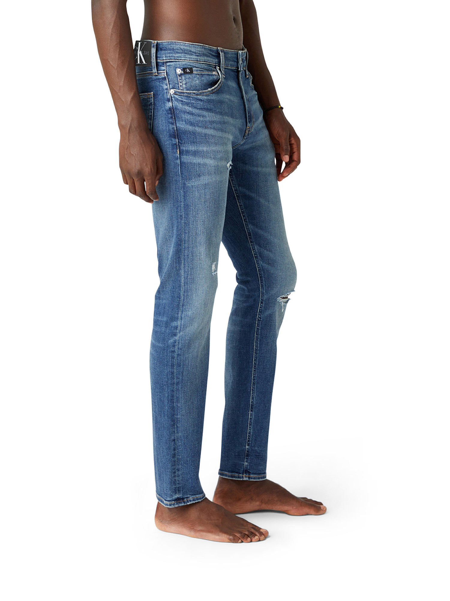 Jeans slim fit, Denim, large image number 2
