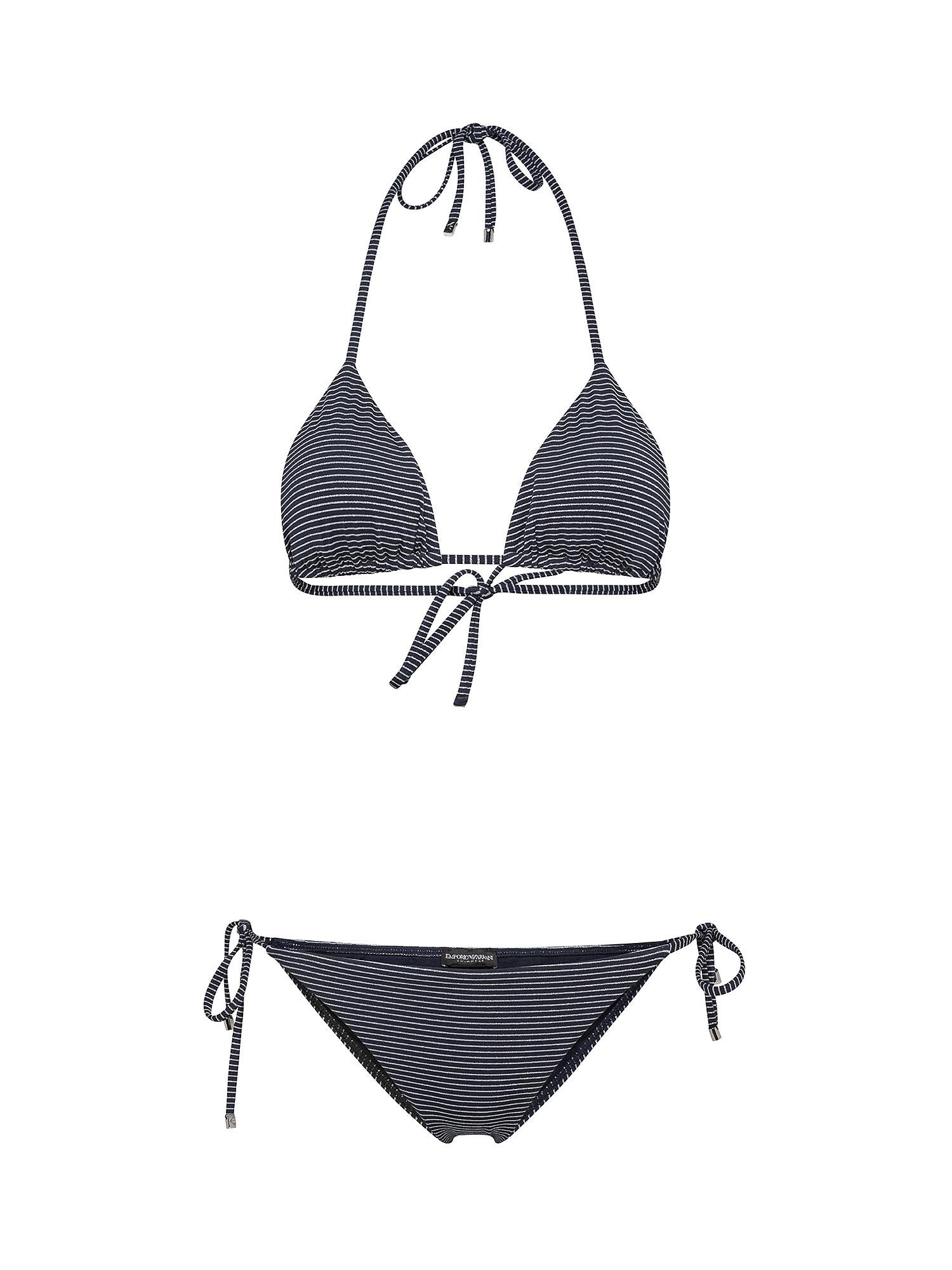 Bikini, Blu scuro, large image number 0
