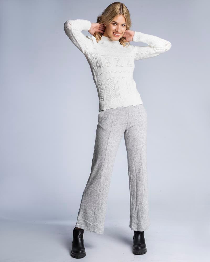 Pantaloni tuta, Grigio, large image number 3