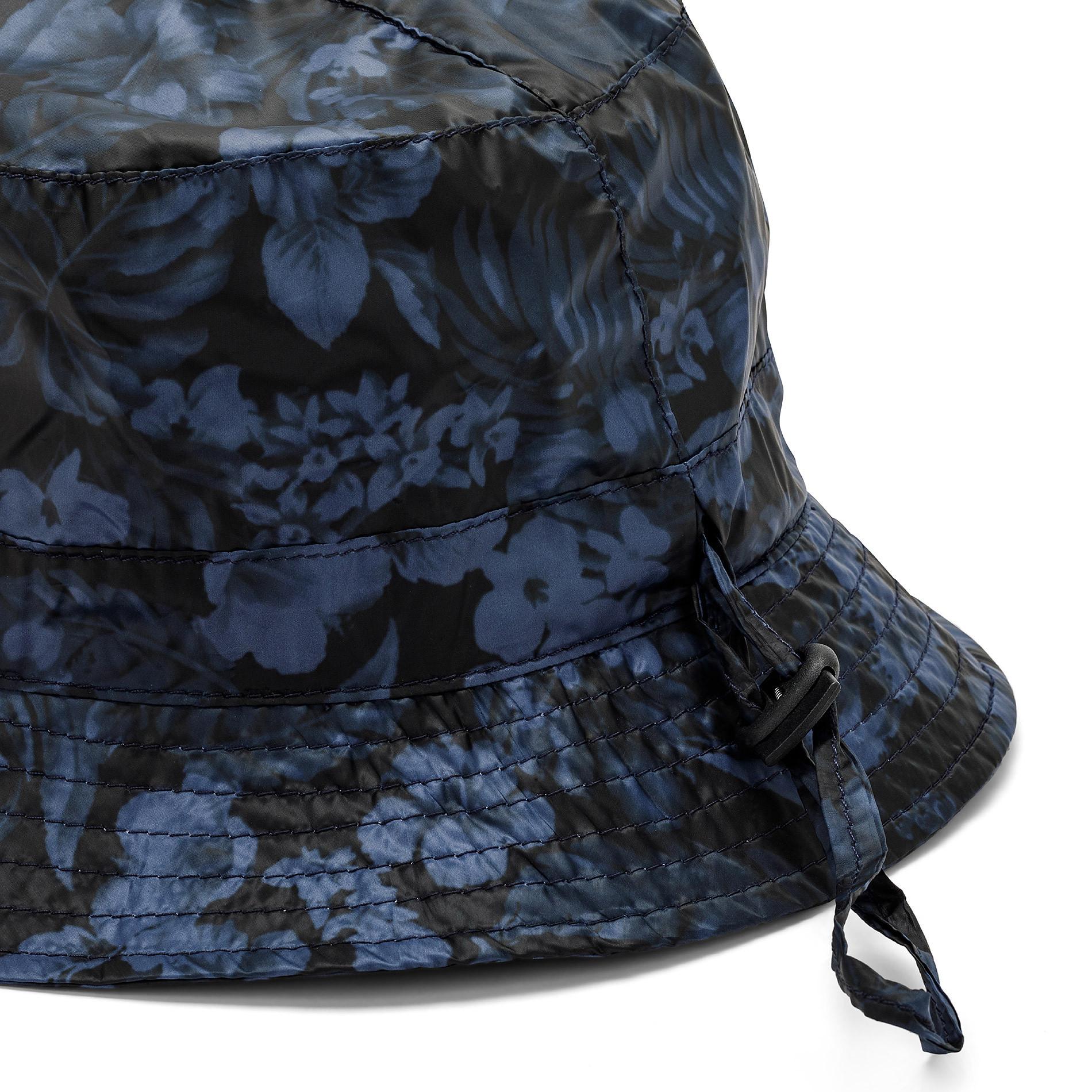 Cappello antipioggia con stampa Koan, Blu scuro, large image number 1