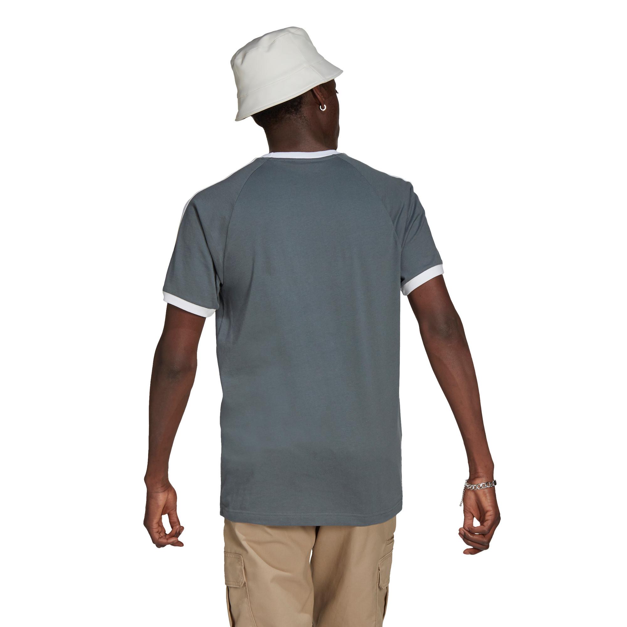T-Shirt Adicolor Classics 3-Stripes, Blu, large image number 1
