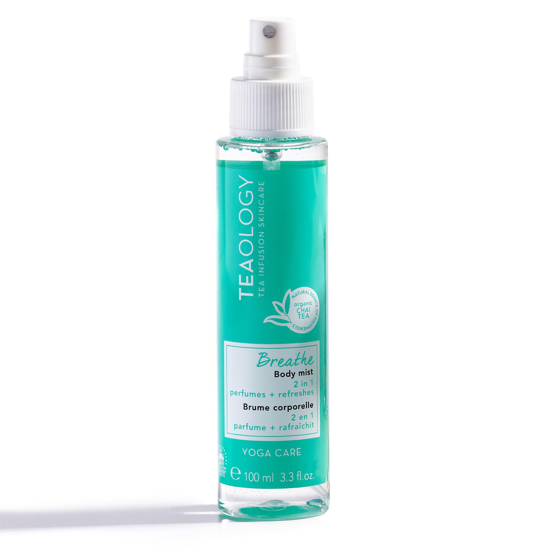 Teaology Breathe Body Mist  100 ml, Azzurro, large image number 0