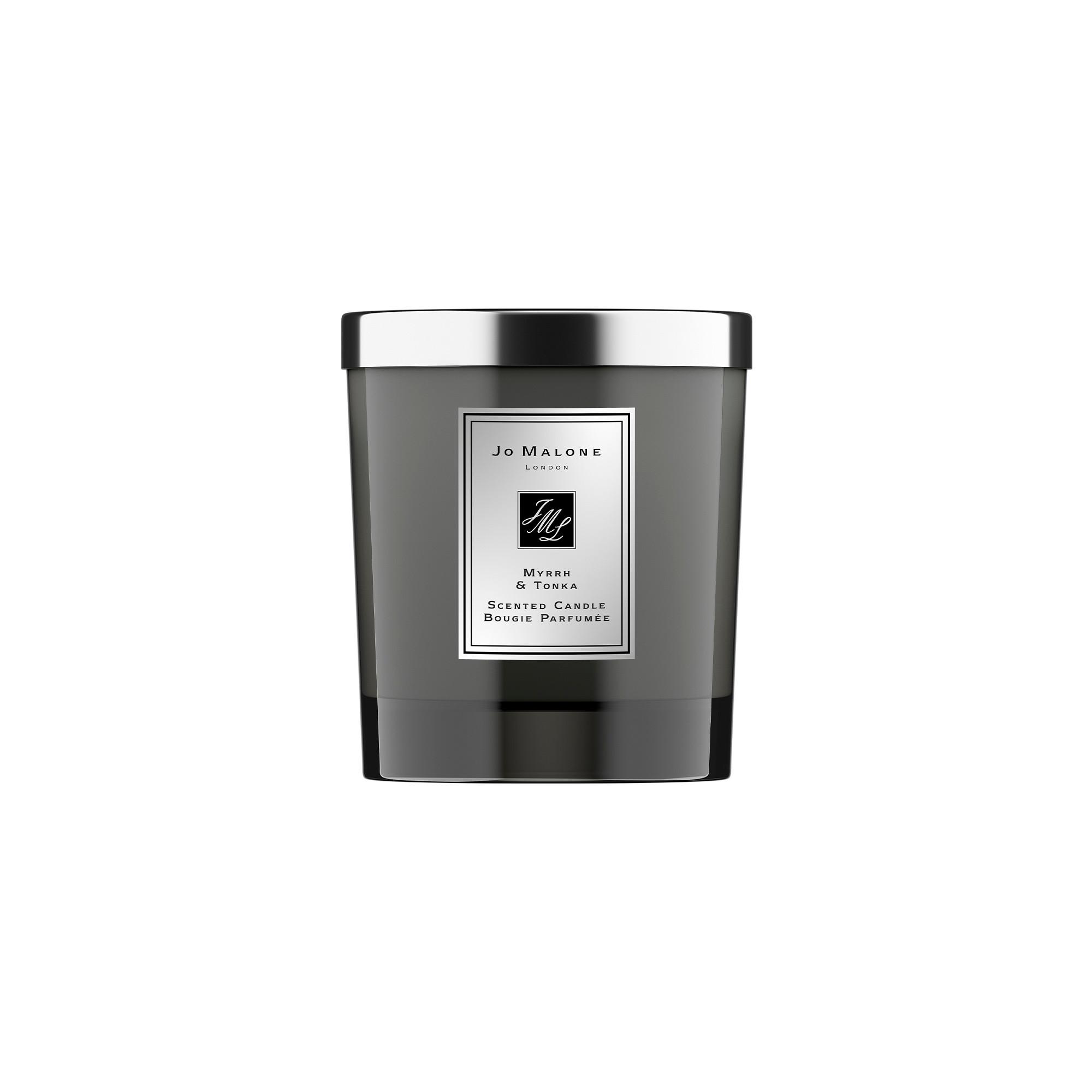 Jo Malone London myrrh & tonka home candle 200 gr, Nero, large image number 0