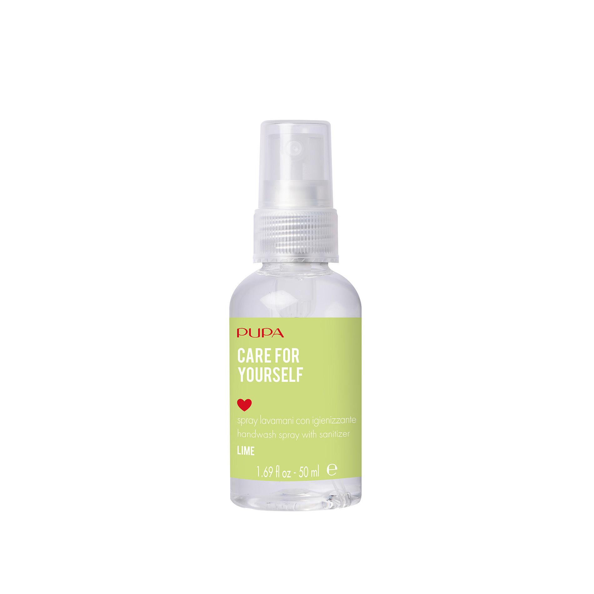 Spray igienizzante mani Pupa 50ml, Verde, large image number 0