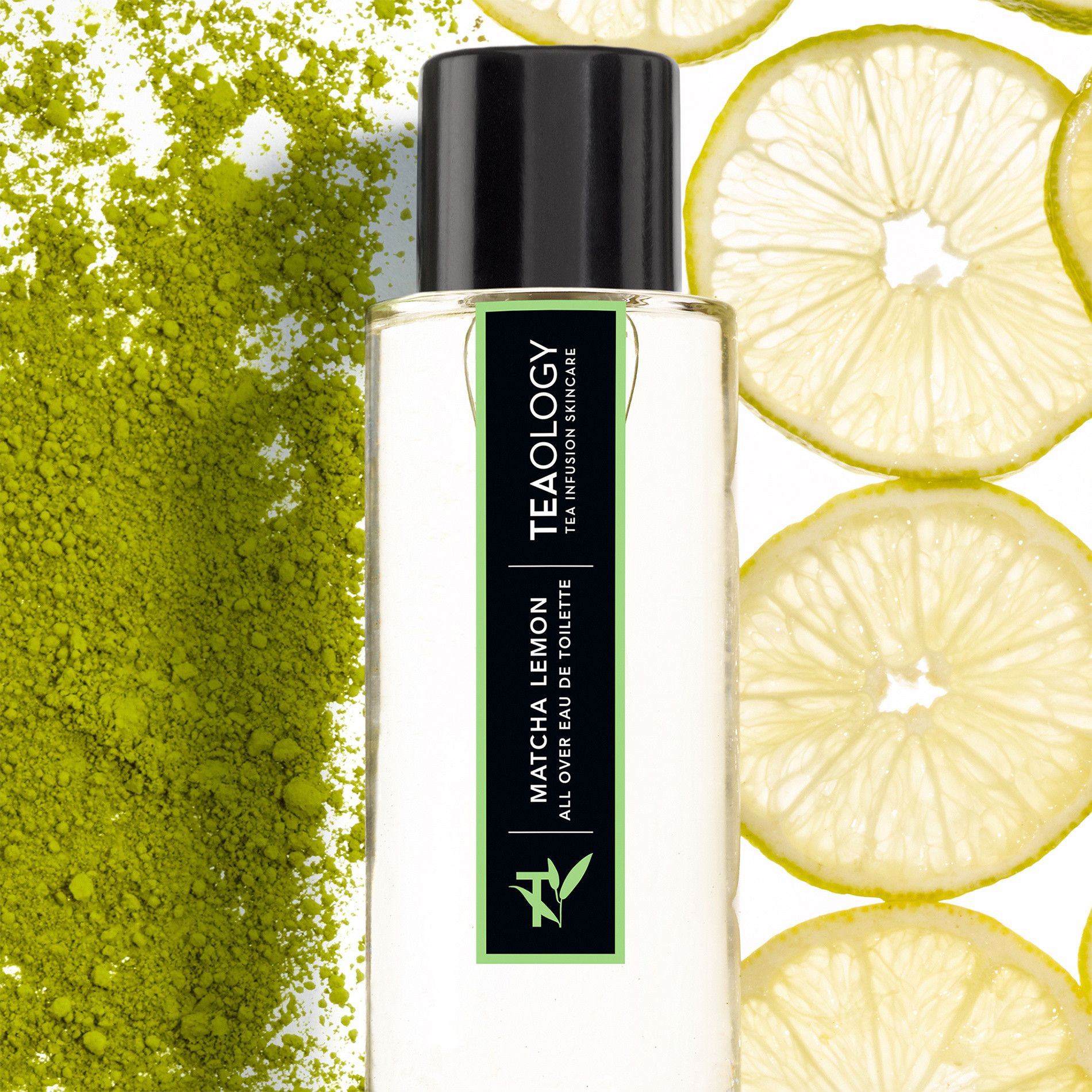 Teaology Matcha Lemon Eau de Toilette 100 ml, Bianco, large image number 2