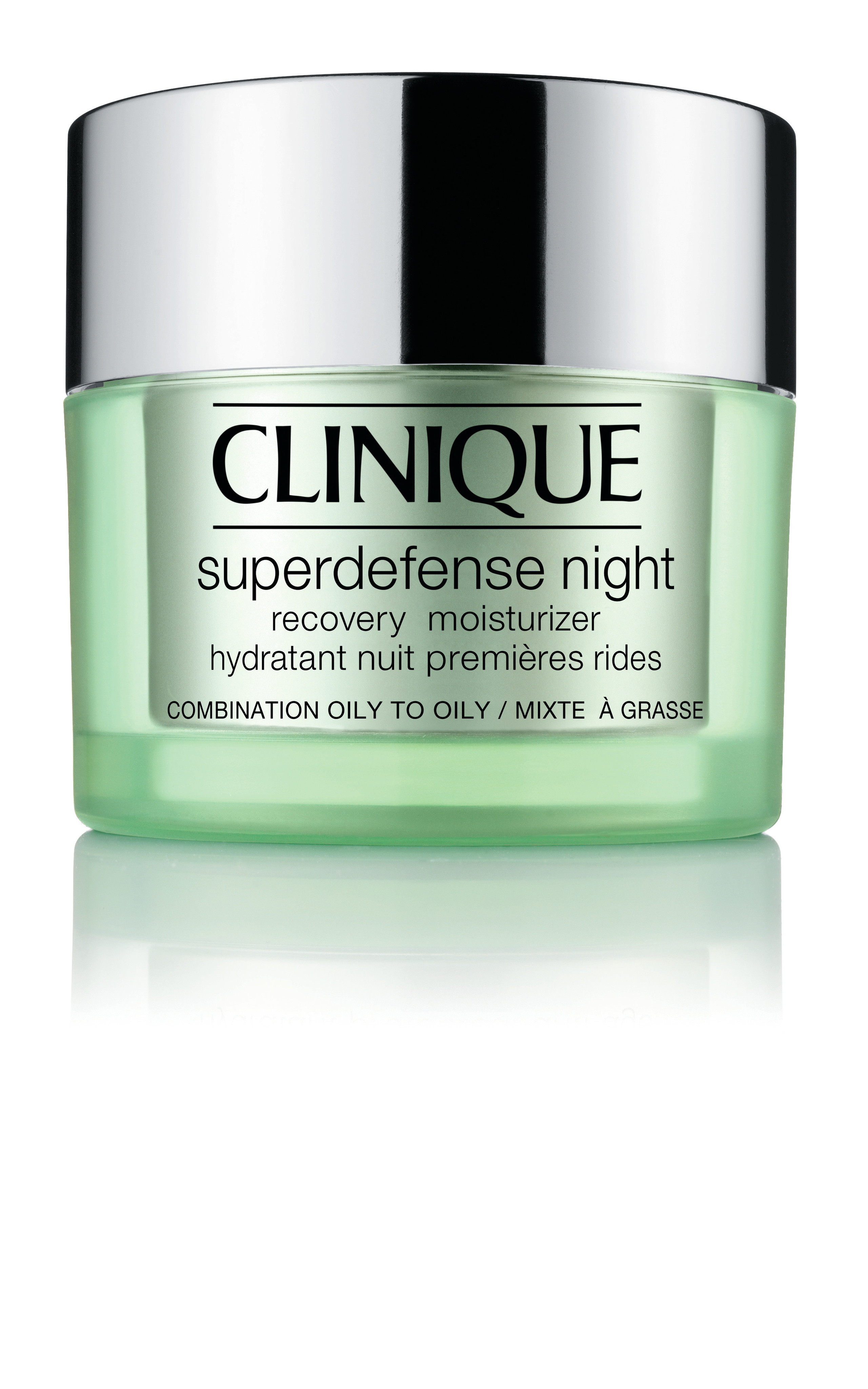 Clinique superdefense night - 50 ml, Verde, large image number 0